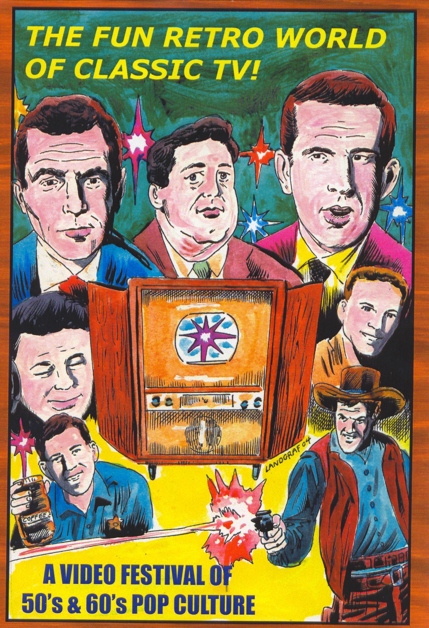 The Fun Retro World of Classic TV!