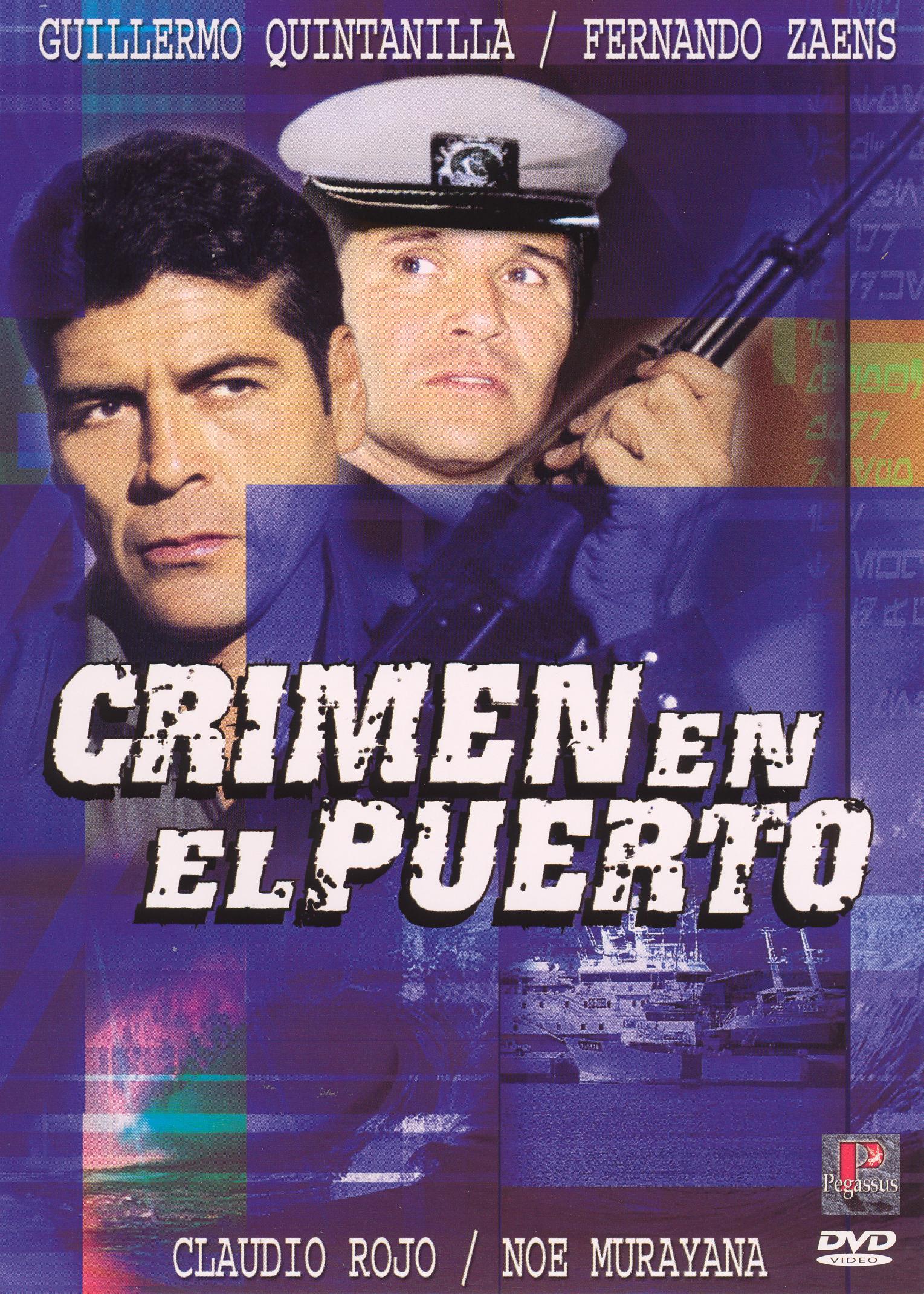 Crimen en el Puerto