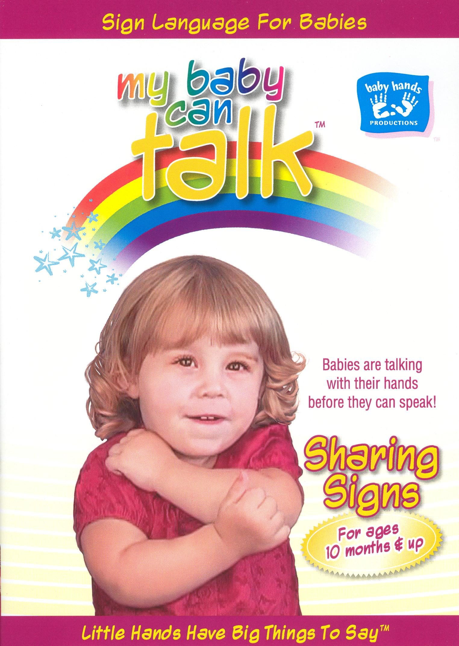 My Baby Can Talk: Sharing Signs
