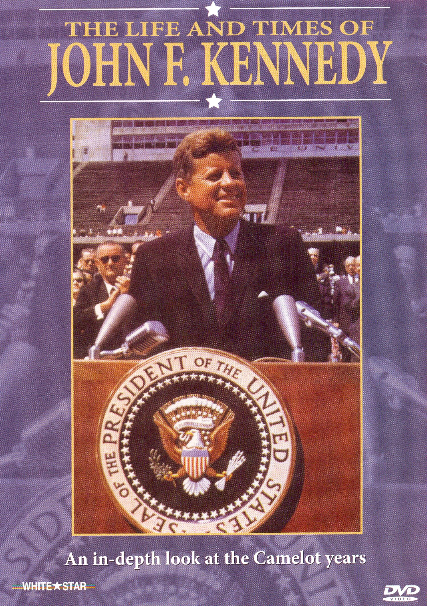 life and works of john fitzgerald kennedy John fitzgerald kennedy was born on may 29, 1917 in the boston suburb ofbrookline kennedy was the s  the vicepresidential nomination of his the young president: an essay on the life and times of jfk (includes works cited) lar political figures, whose attitudes and ideals have shaped society.