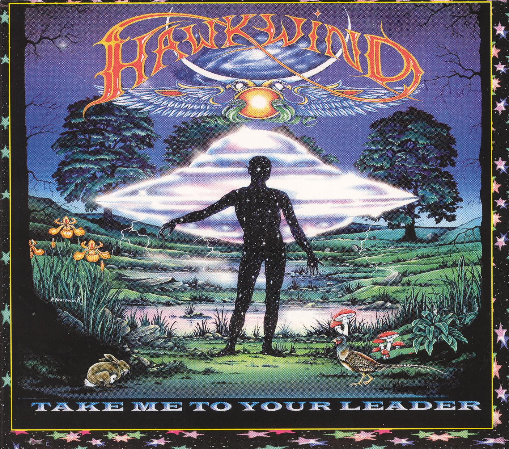Hawkwind: Take Me to Your Leader