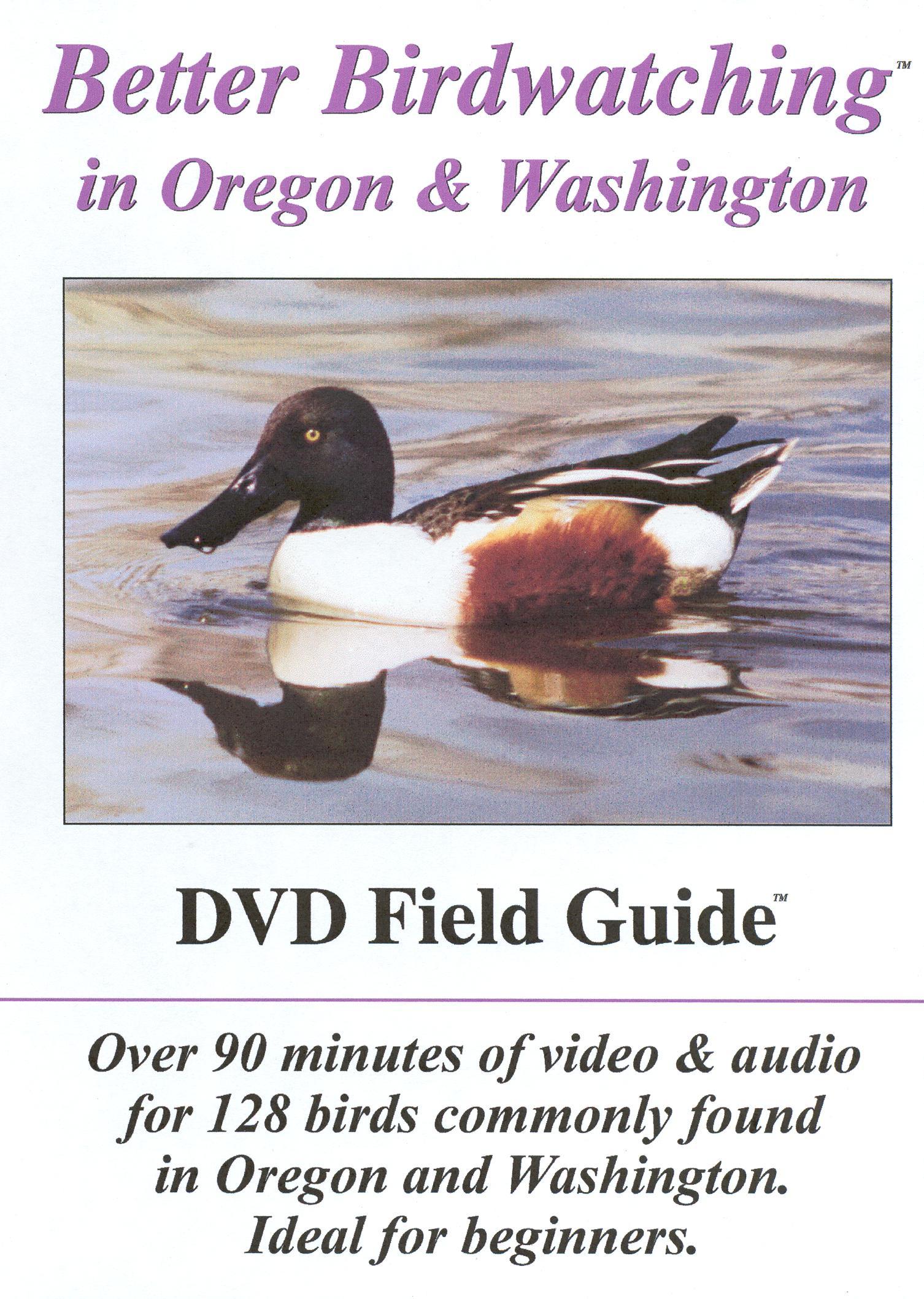 Better Birdwatching in Oregon and Washington