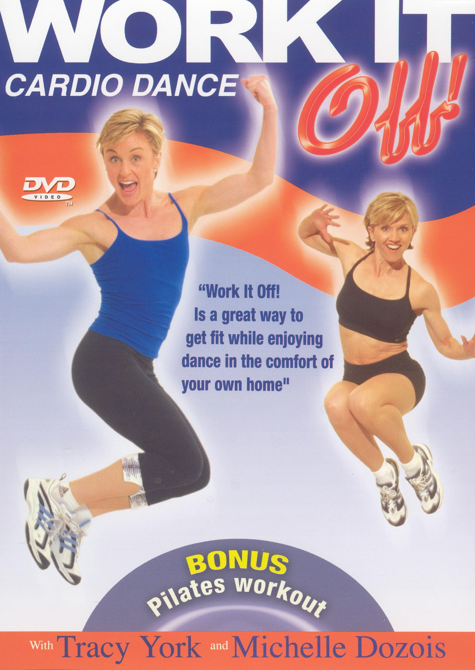 Work It Off: Cardio Dance