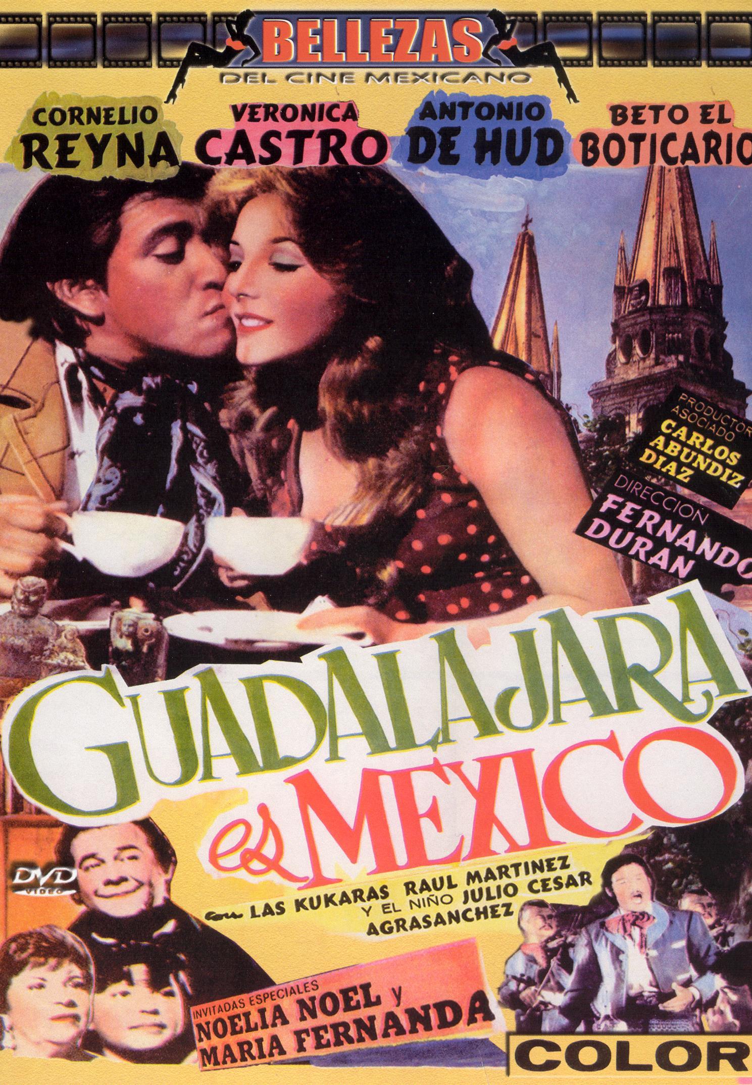 Guadalajara es Mexico