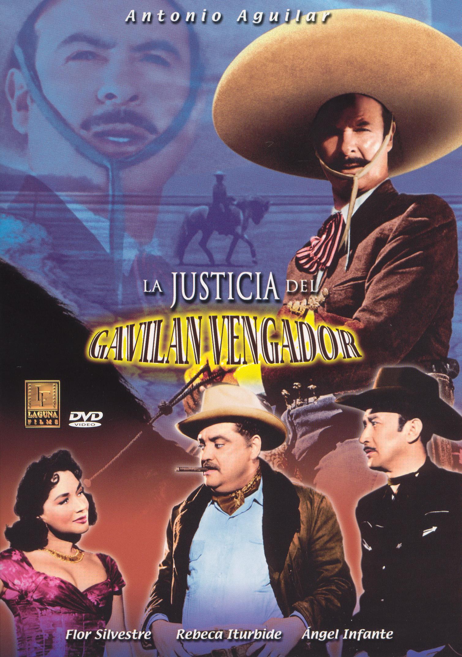 La Justicia del Gavilan Vengador