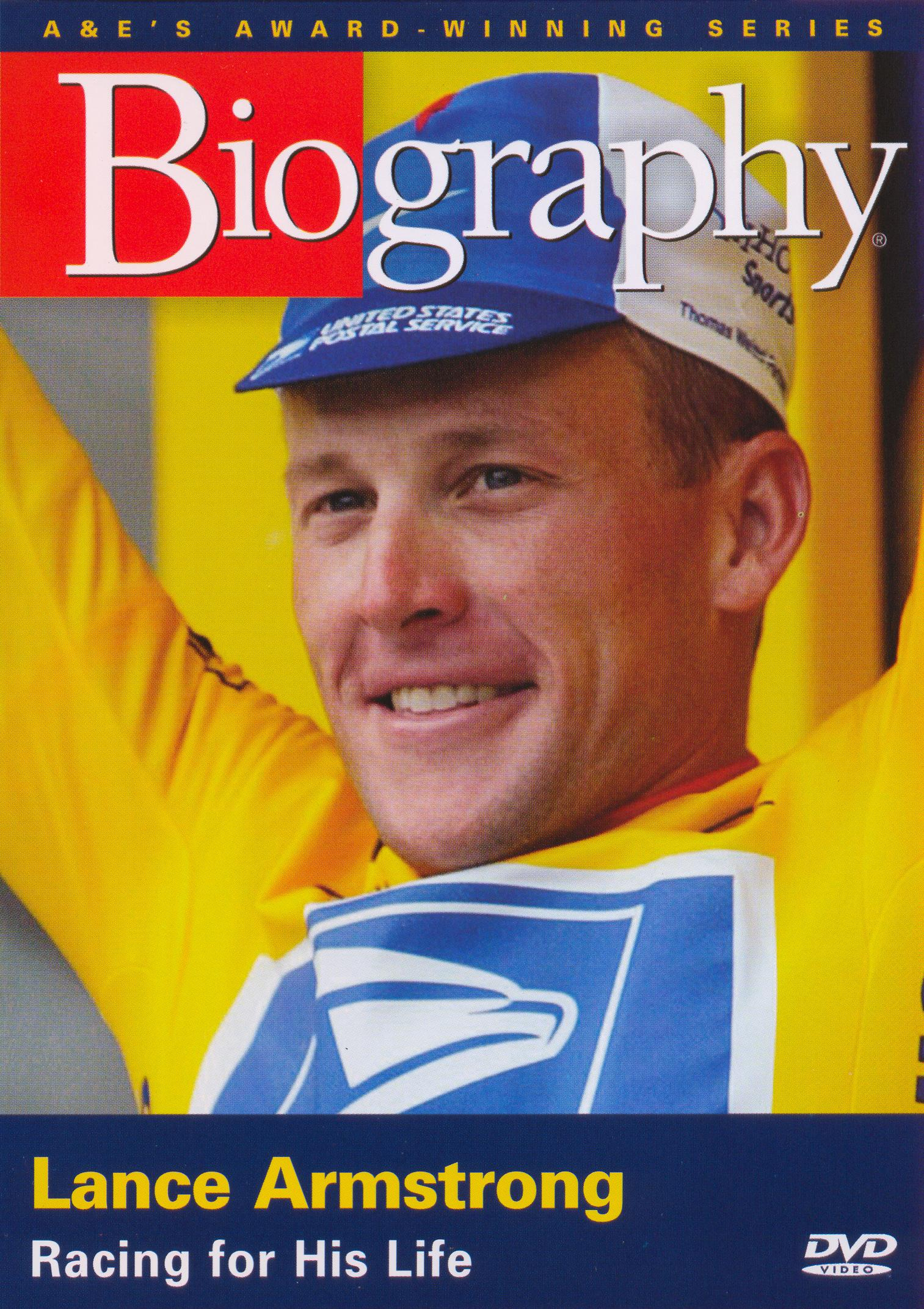 Lance Armstrong: Racing for His Life