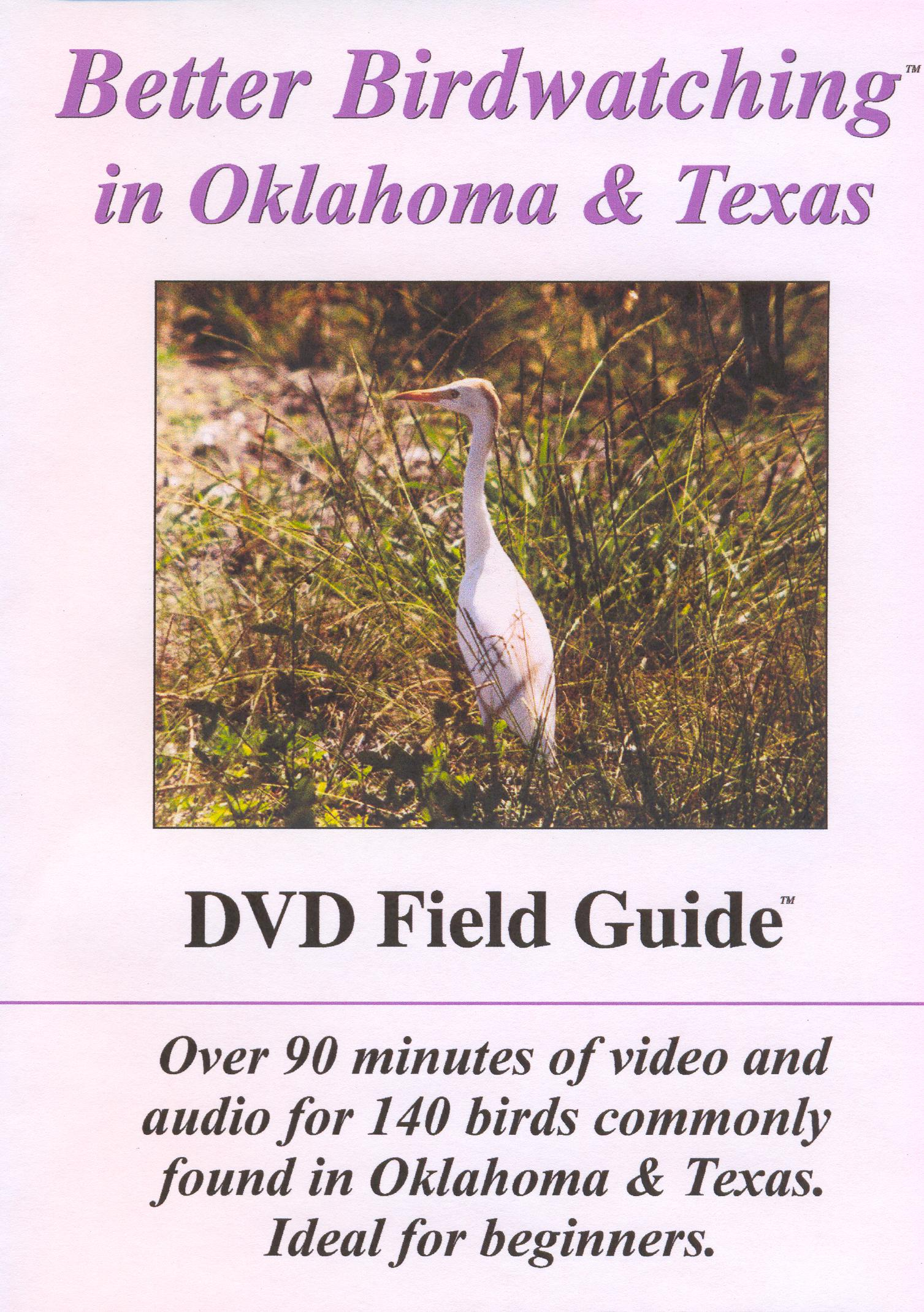 Better Birdwatching in Oklahoma and Texas