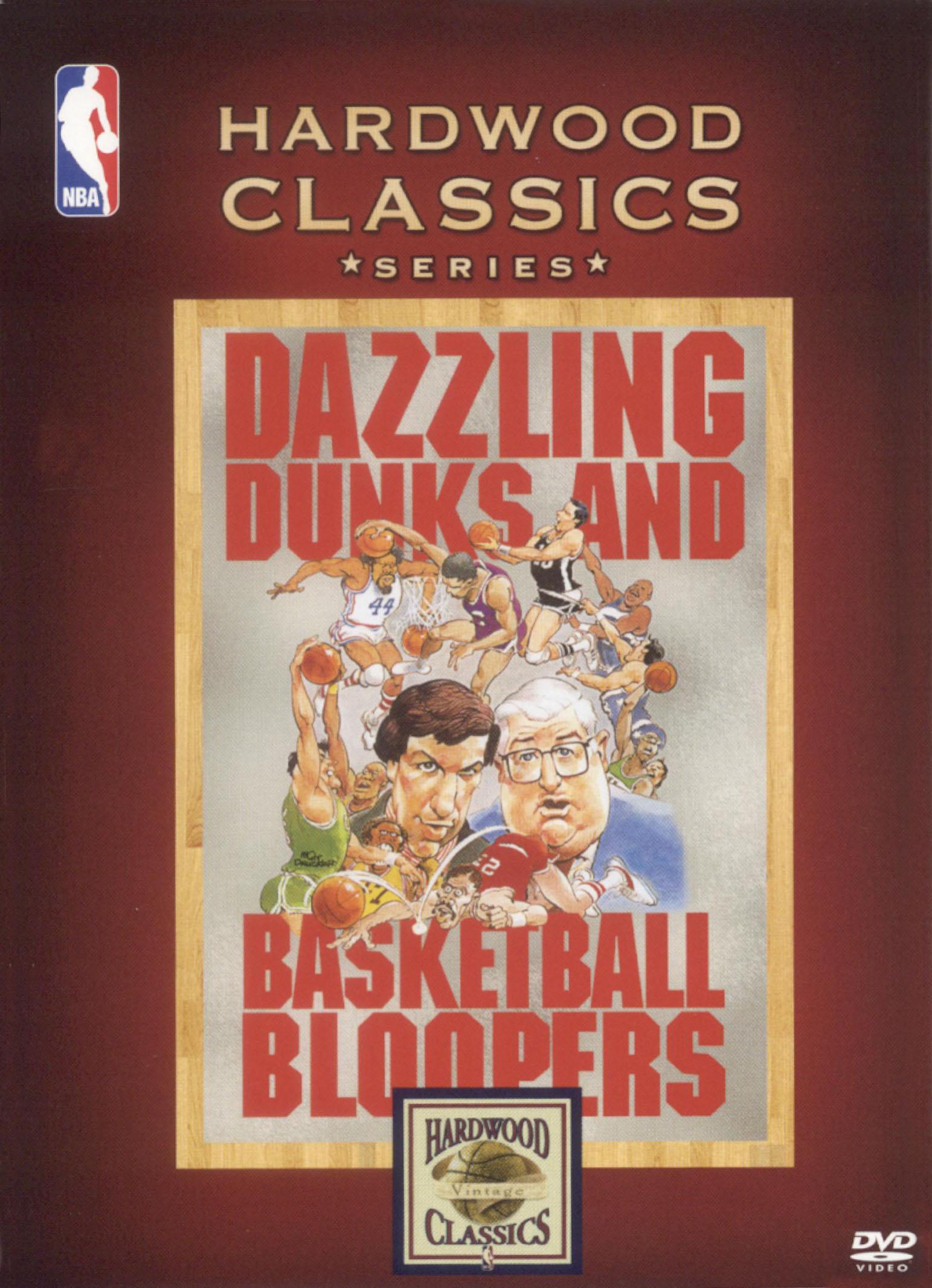 NBA: Comic Relief - The Great Blooper Caper