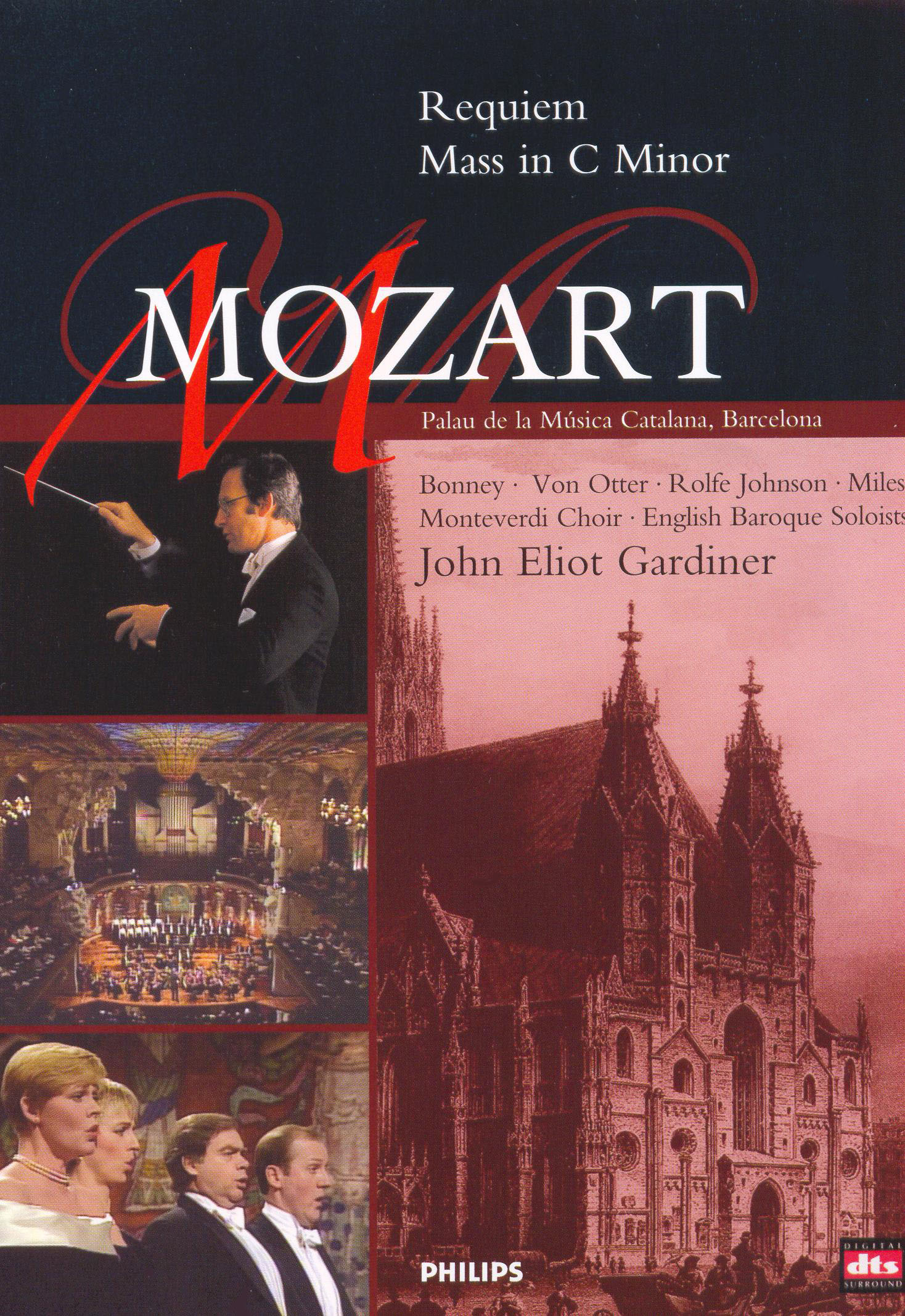 Mozart: Requiem - Mass in C Minor