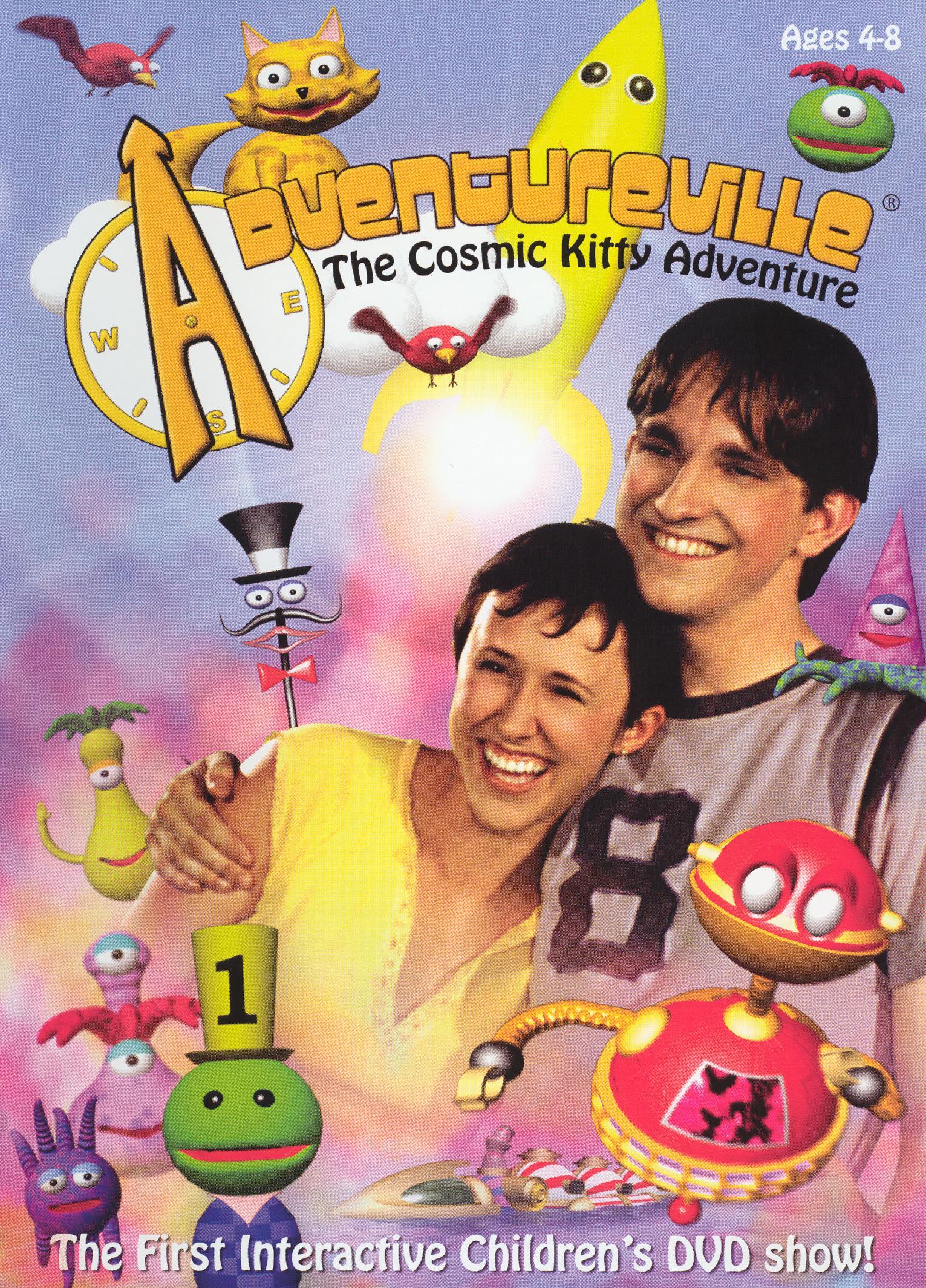Adventureville: The Cosmic Kitty Adventure