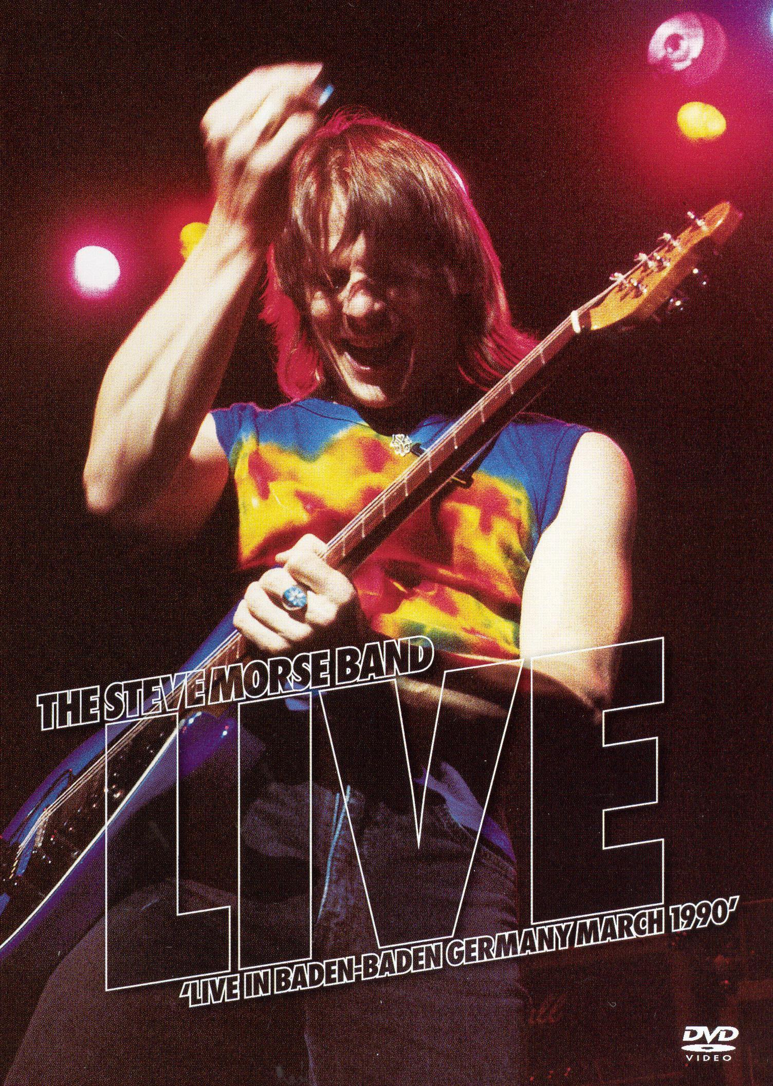 Steve Morse: Live in Baden - Baden Germany March 1990