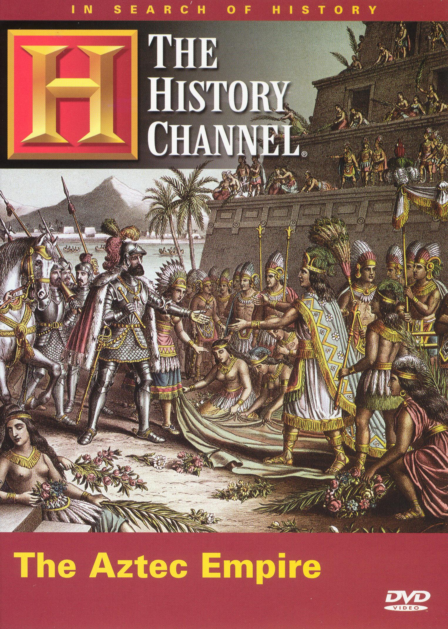 an overview of the history of the aztec empire Cortes & the fall of the aztec empire   editorial review this article has been reviewed  each article costs us about $50 in history books as source.