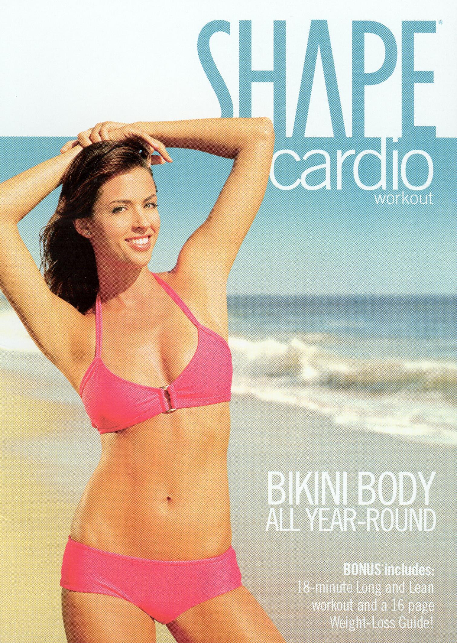 Shape: Cardio Workout - Bikini Body All Year Round