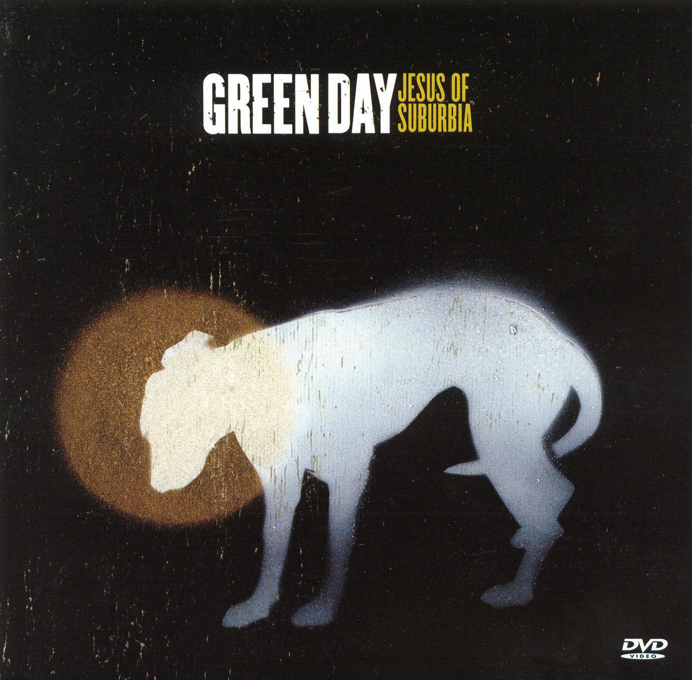 Green Day: Jesus of Suburbia [DVD Single]
