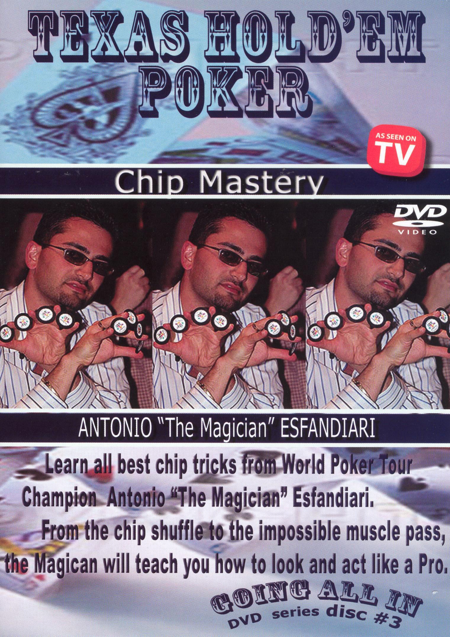Texas Hold'em: Chip Mastery