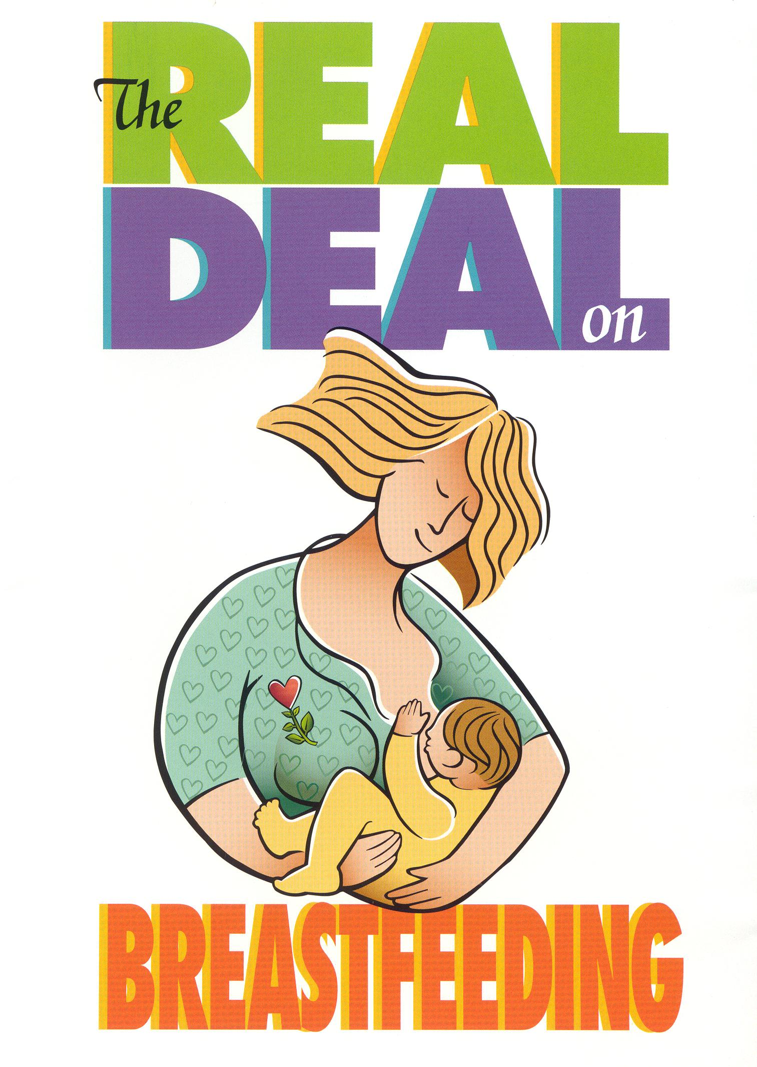 The Real Deal on Breastfeeding