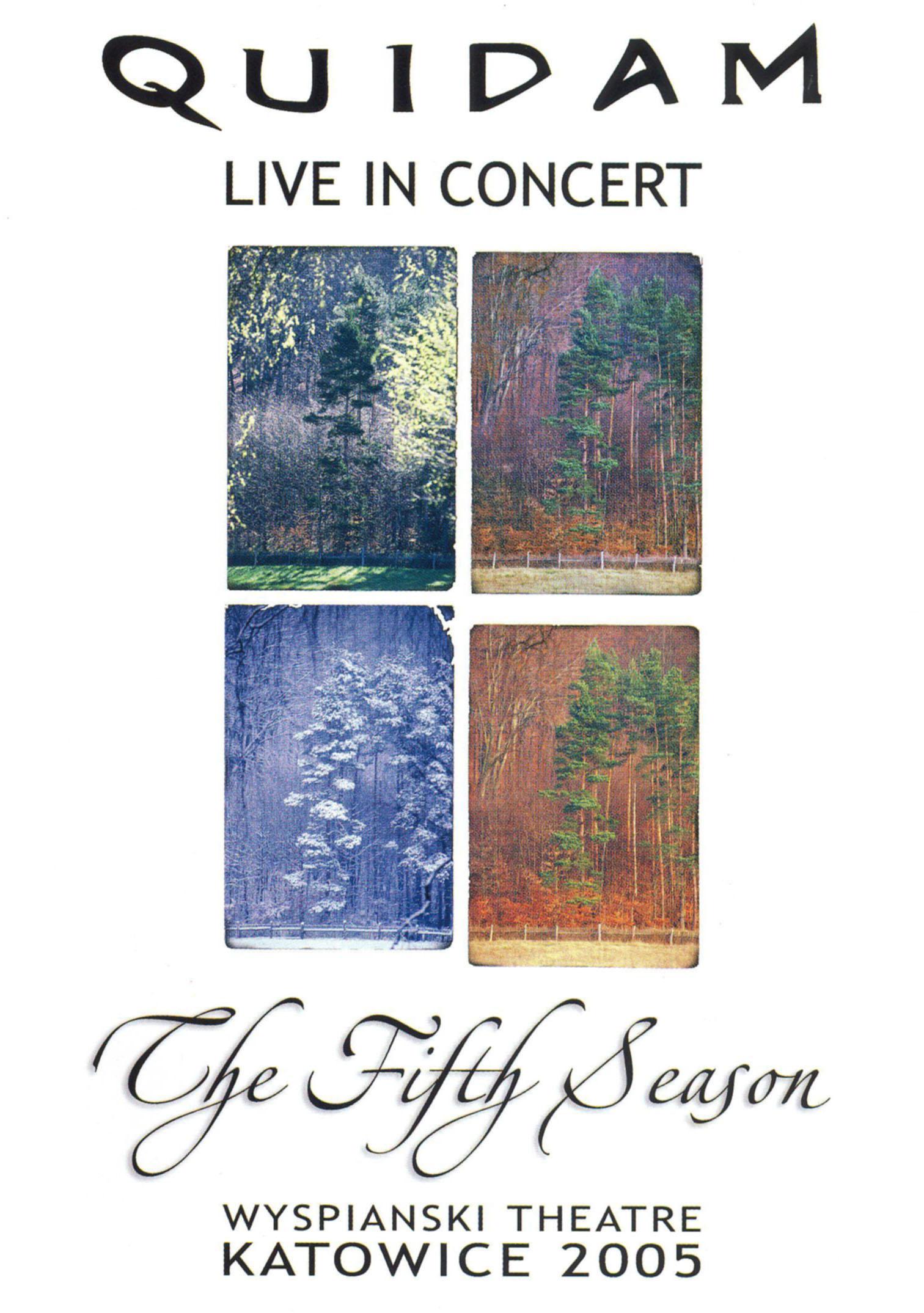 Quidam: Live in Concert - The Fifth Season