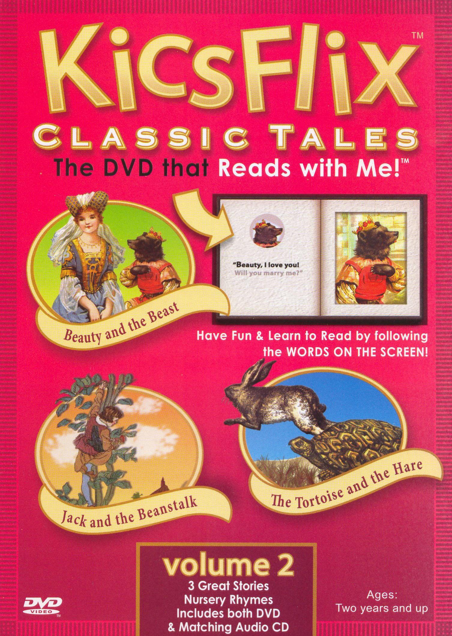 KicsFlix Classic Tales, Vol. 2