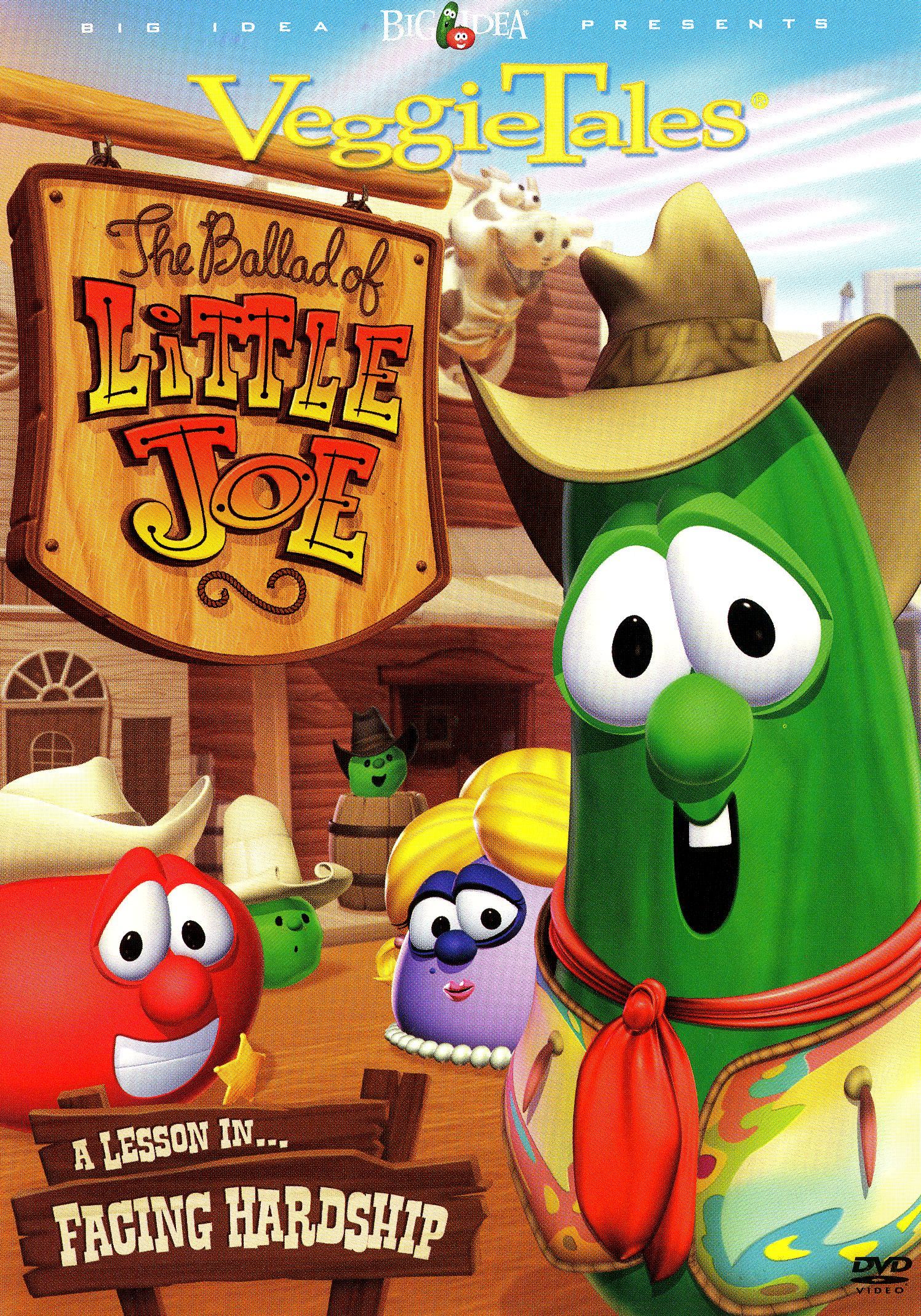 Veggie Tales: The Ballad of Little Joe - A Lesson in Trusting God