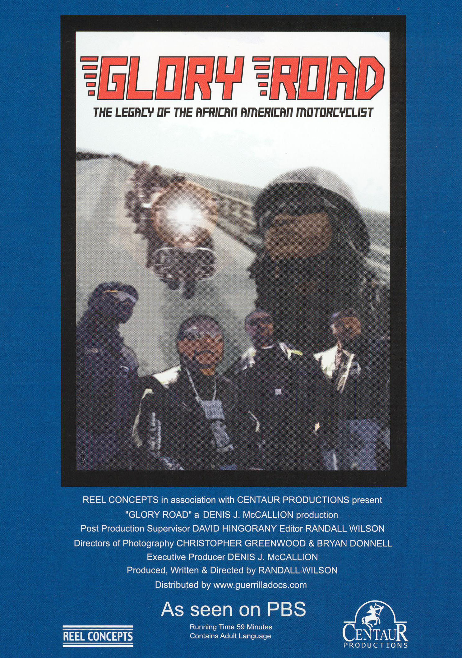 Glory Road: The Legacy of the African American Motorcyclist