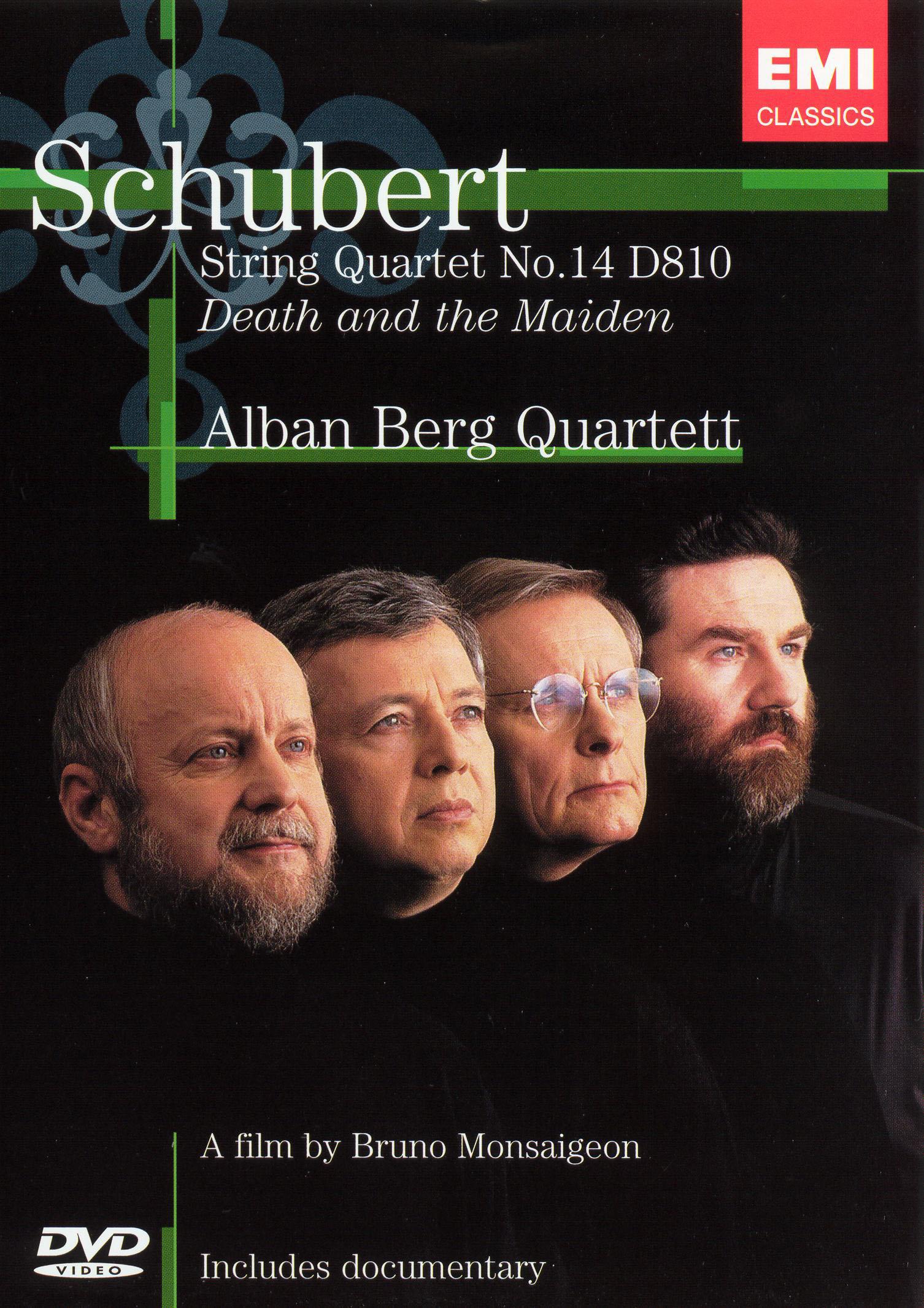 Death & The Maiden: String Quartet No 14 D810