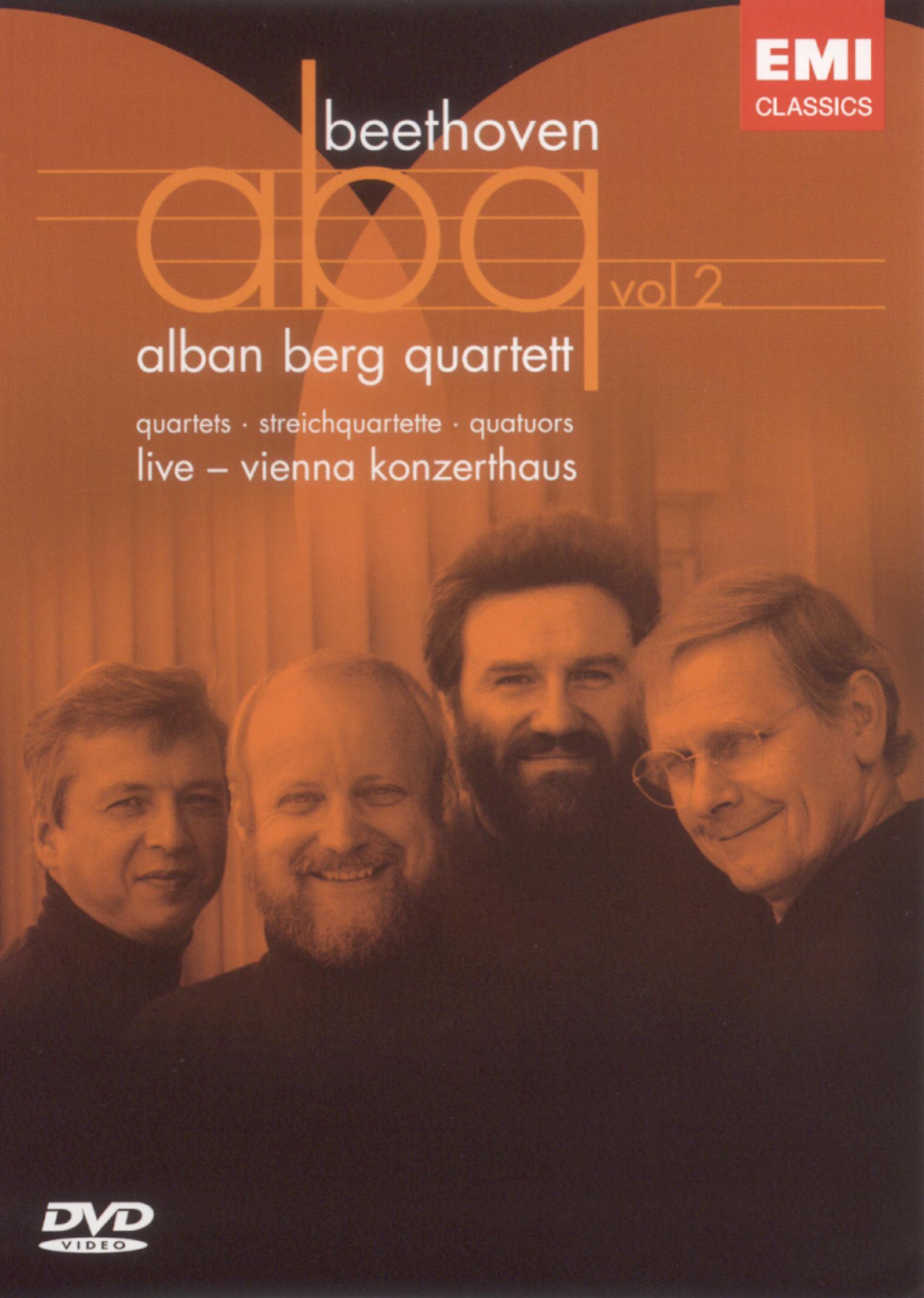 Beethoven: String Quartets 2