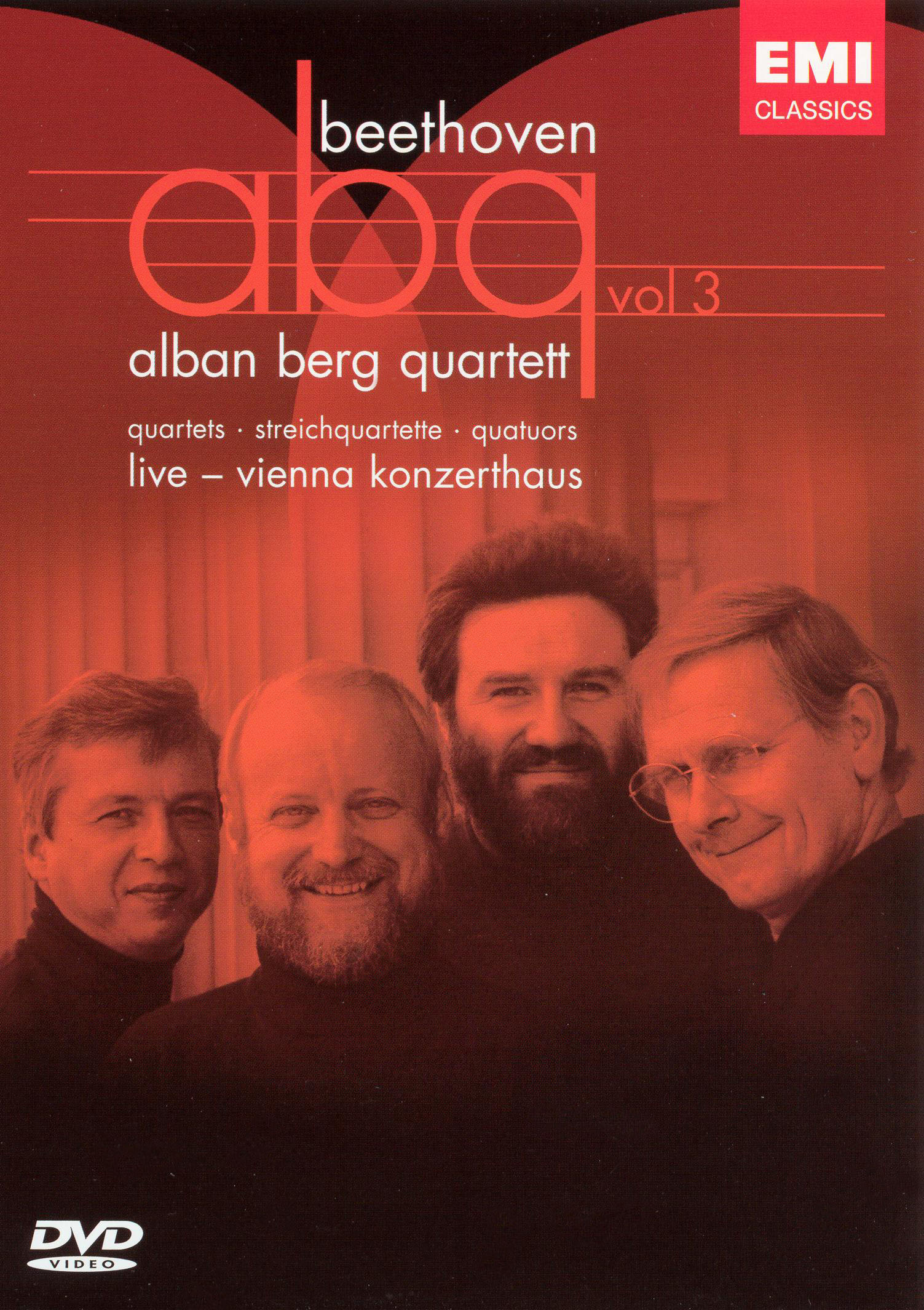 Beethoven: String Quartets 3