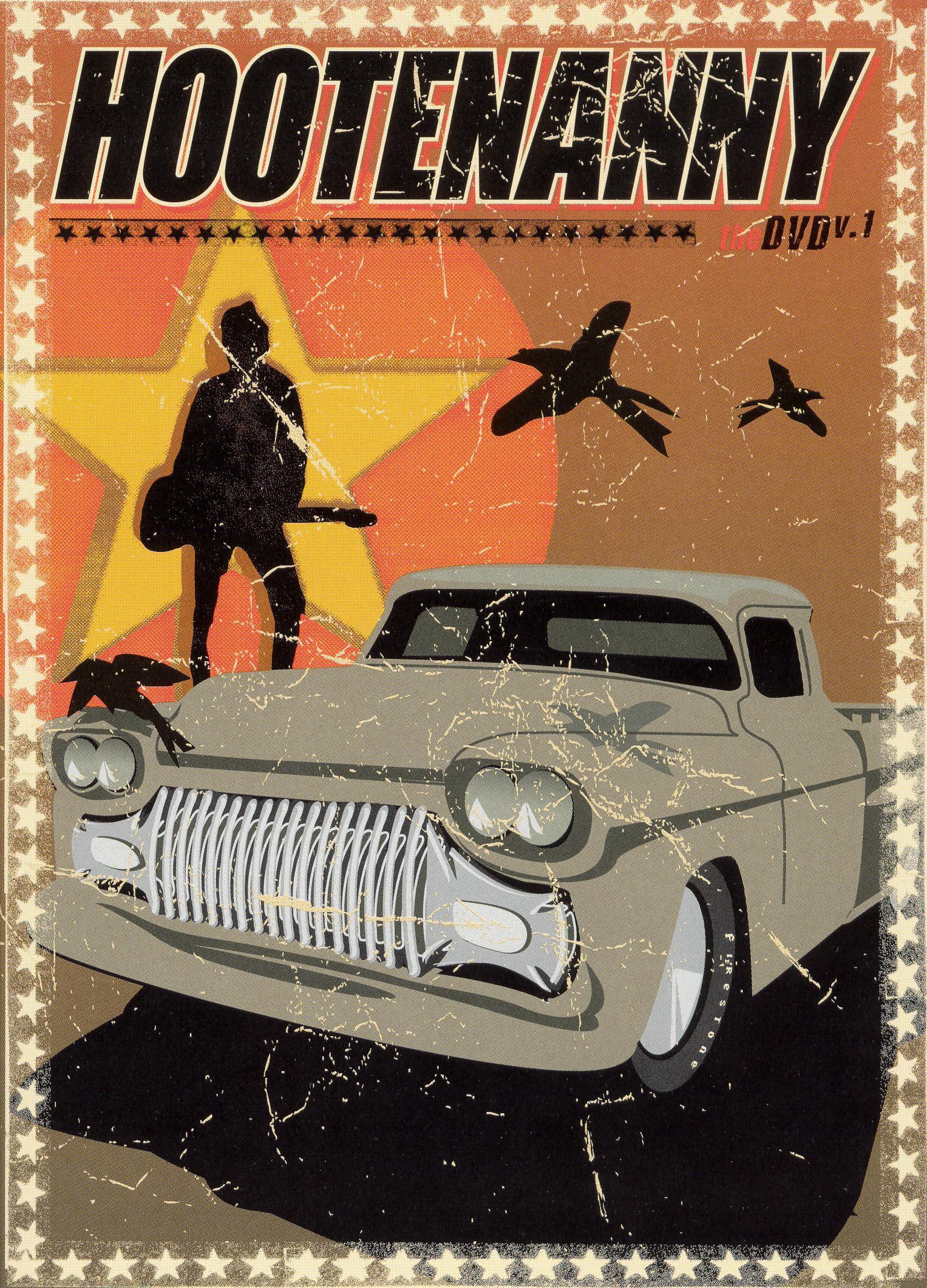 Hootenanny the DVD, Vol. 1