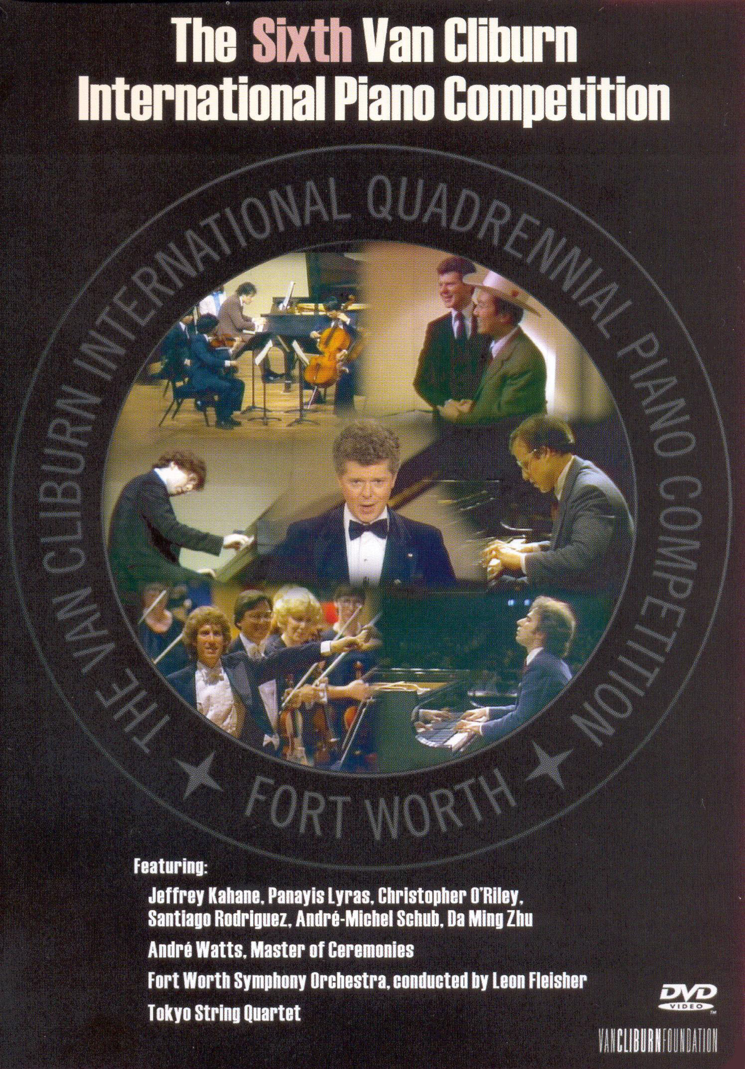 The Sixth Van Cliburn International Piano Competition
