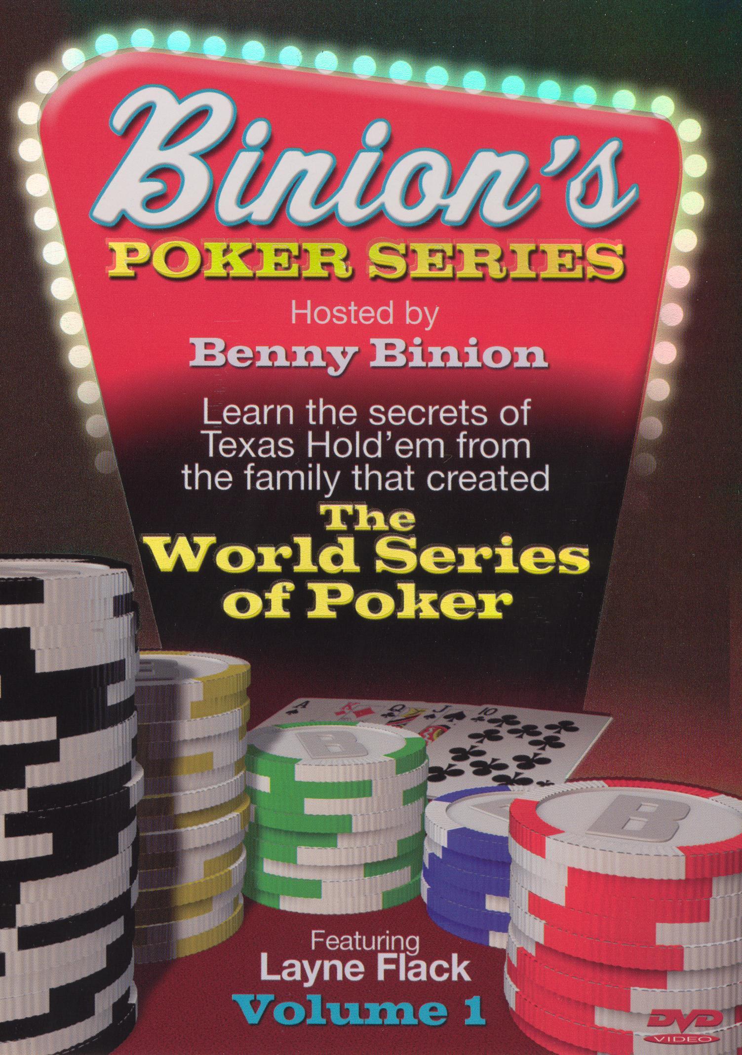 Binion's Poker Series, Vol. 1