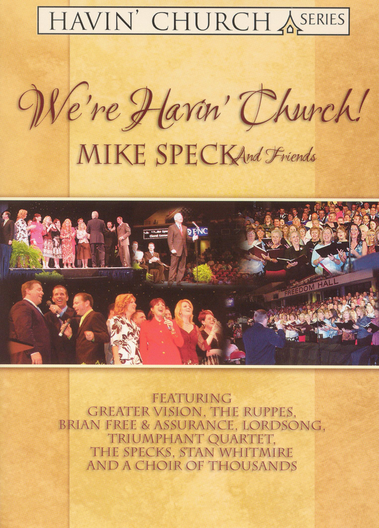 Mike Speck and Friends: We're Havin Church