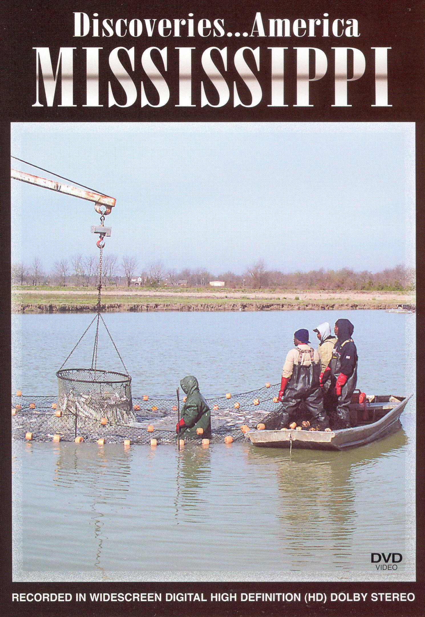 Discoveries... America: Mississippi