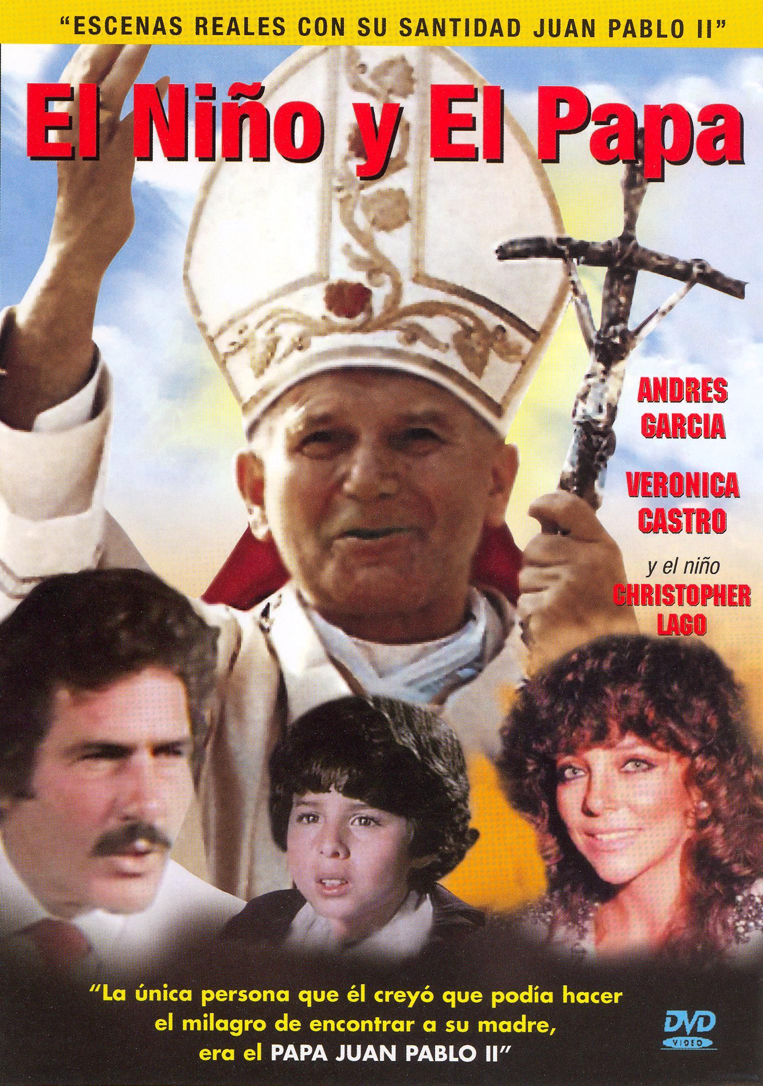 El Niño y el Papa