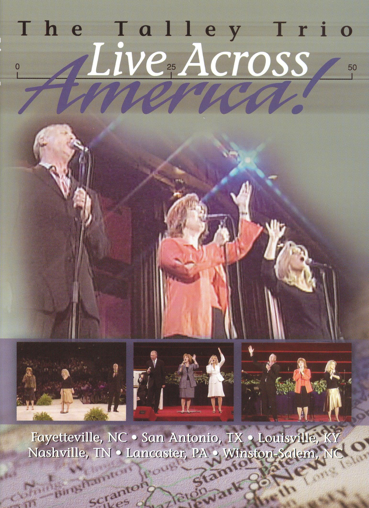 Talley Trio: Live Across America
