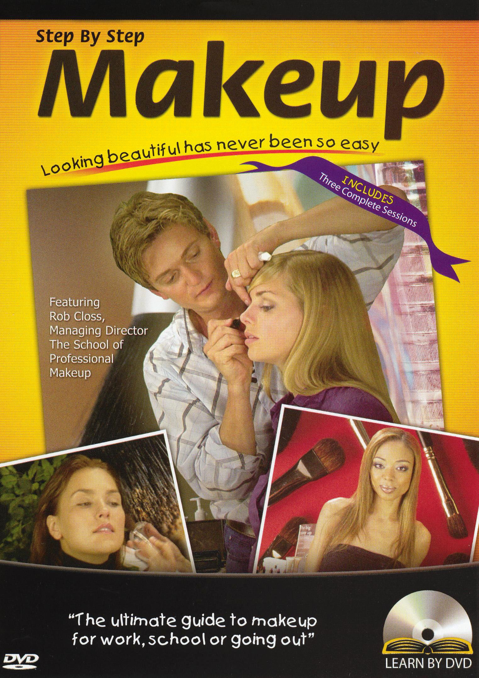 Step by Step: Makeup