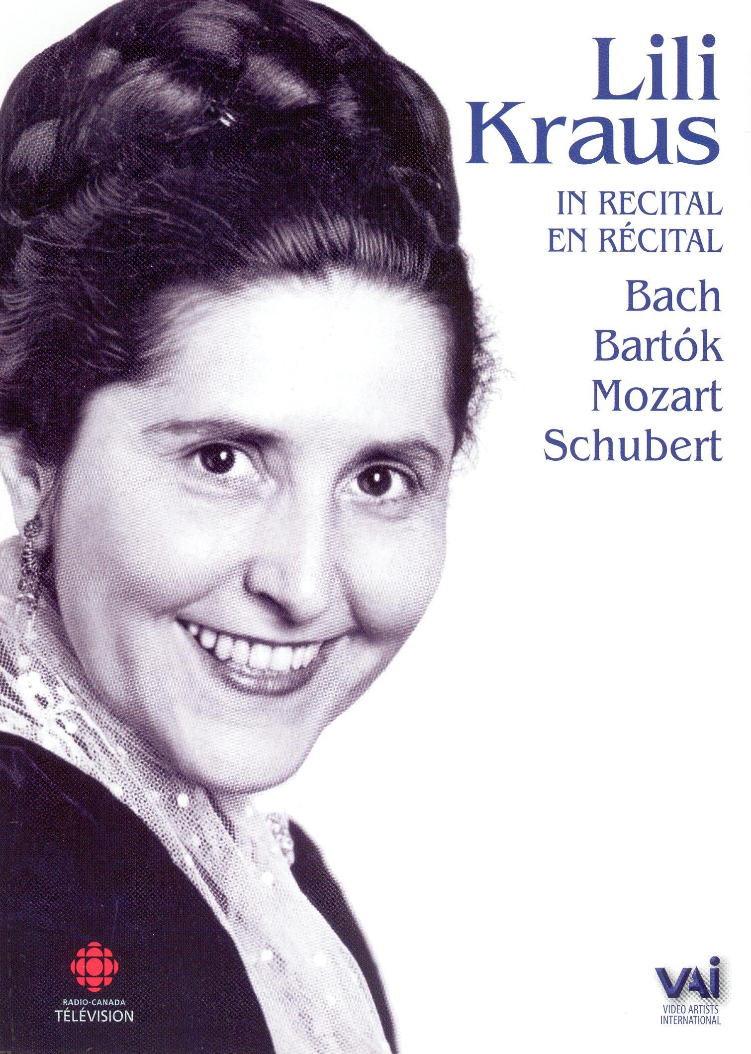 Lili Kraus: In Recital