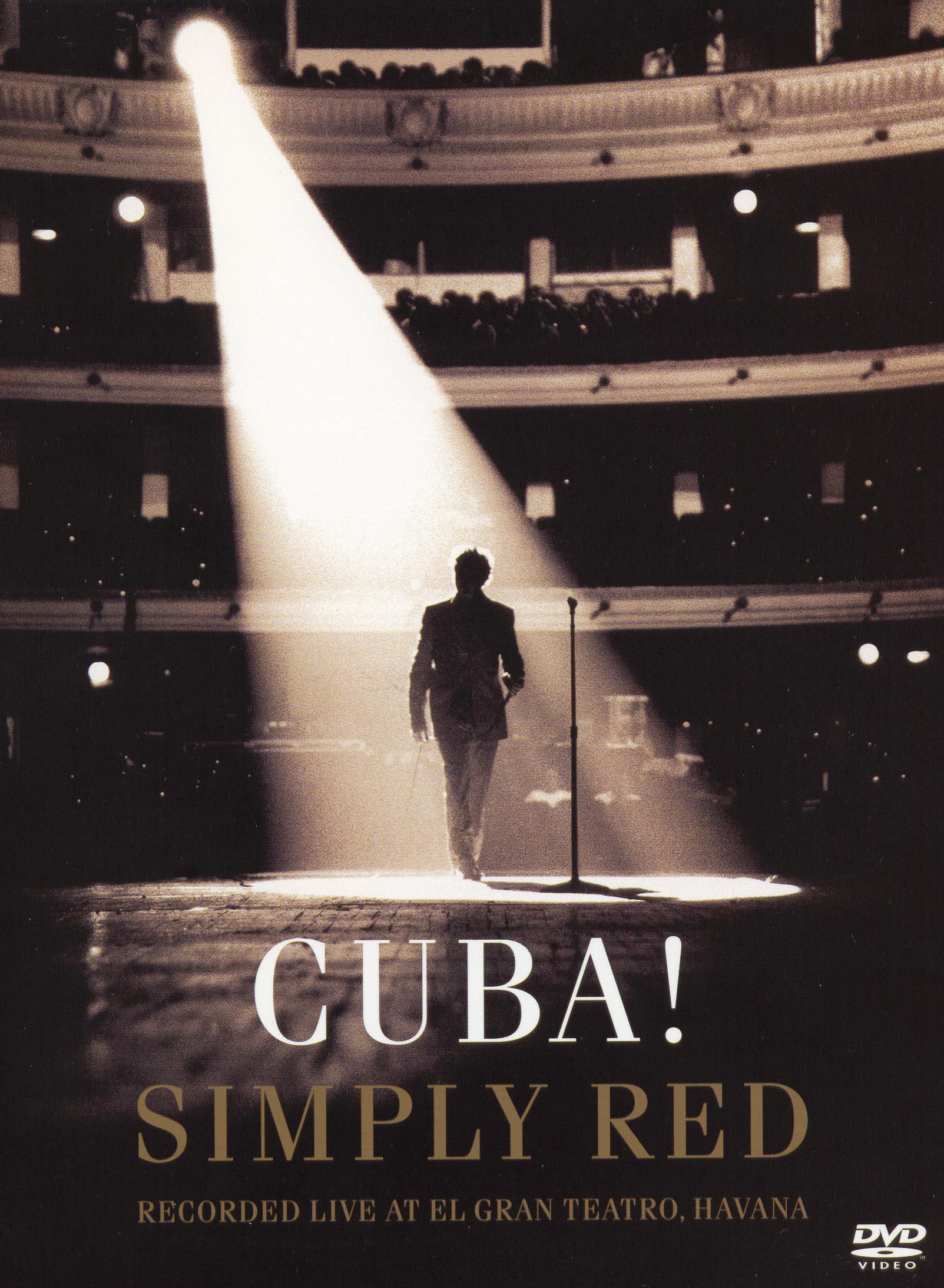Simply Red: Cuba!