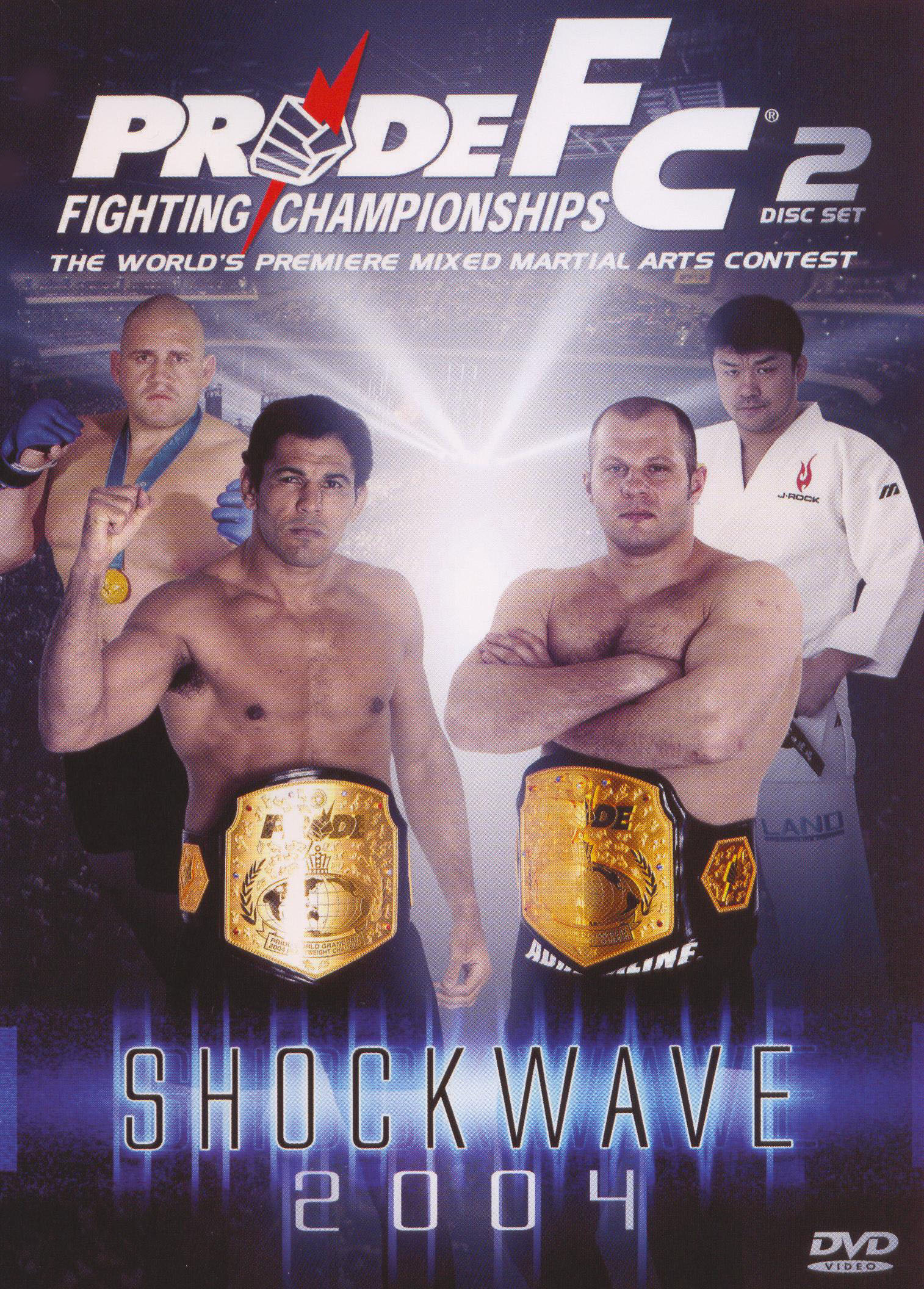 Fighting Championships: Shock Wave 2004
