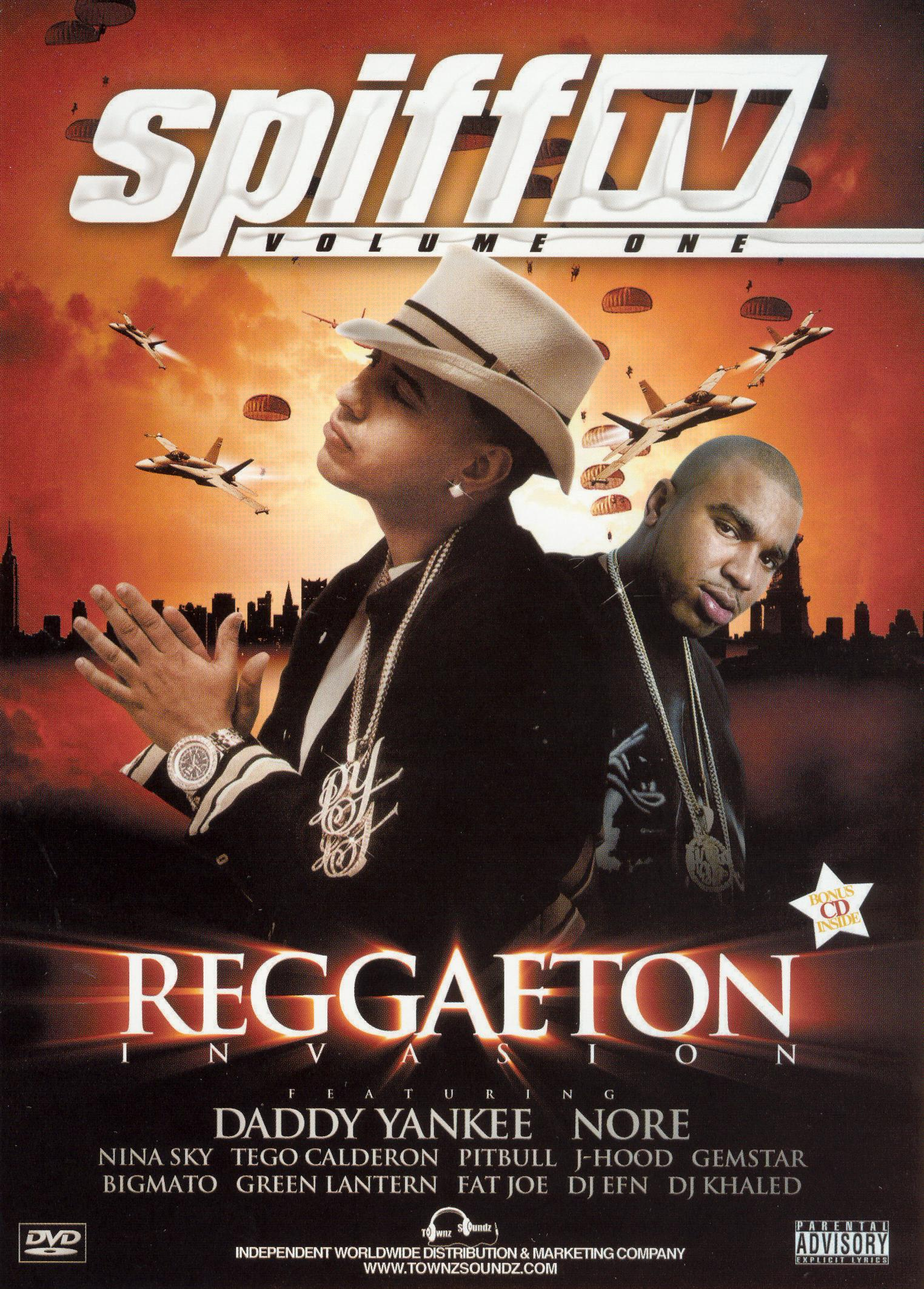 Spliff TV, Vol. 1: Reggaeton Invasion