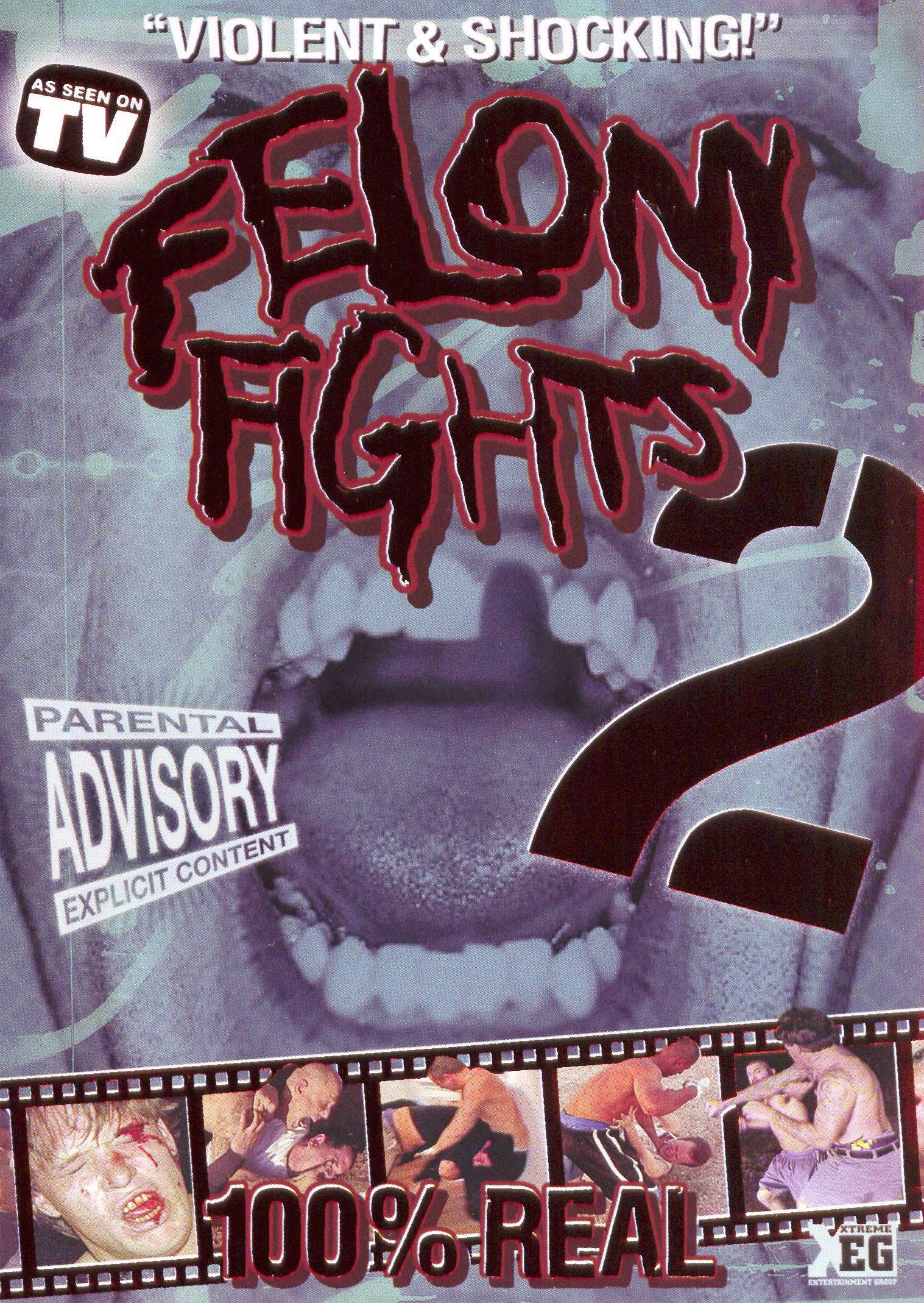 Felony Fights, Vol. 2