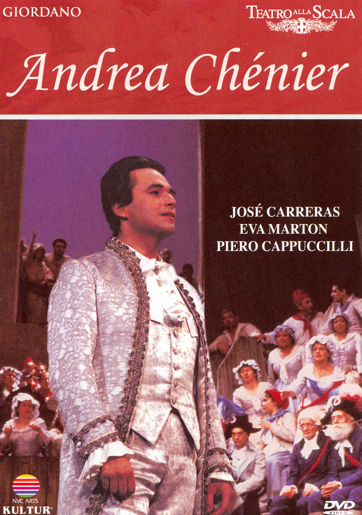 Andrea Chenier (Teatro alla Scala)
