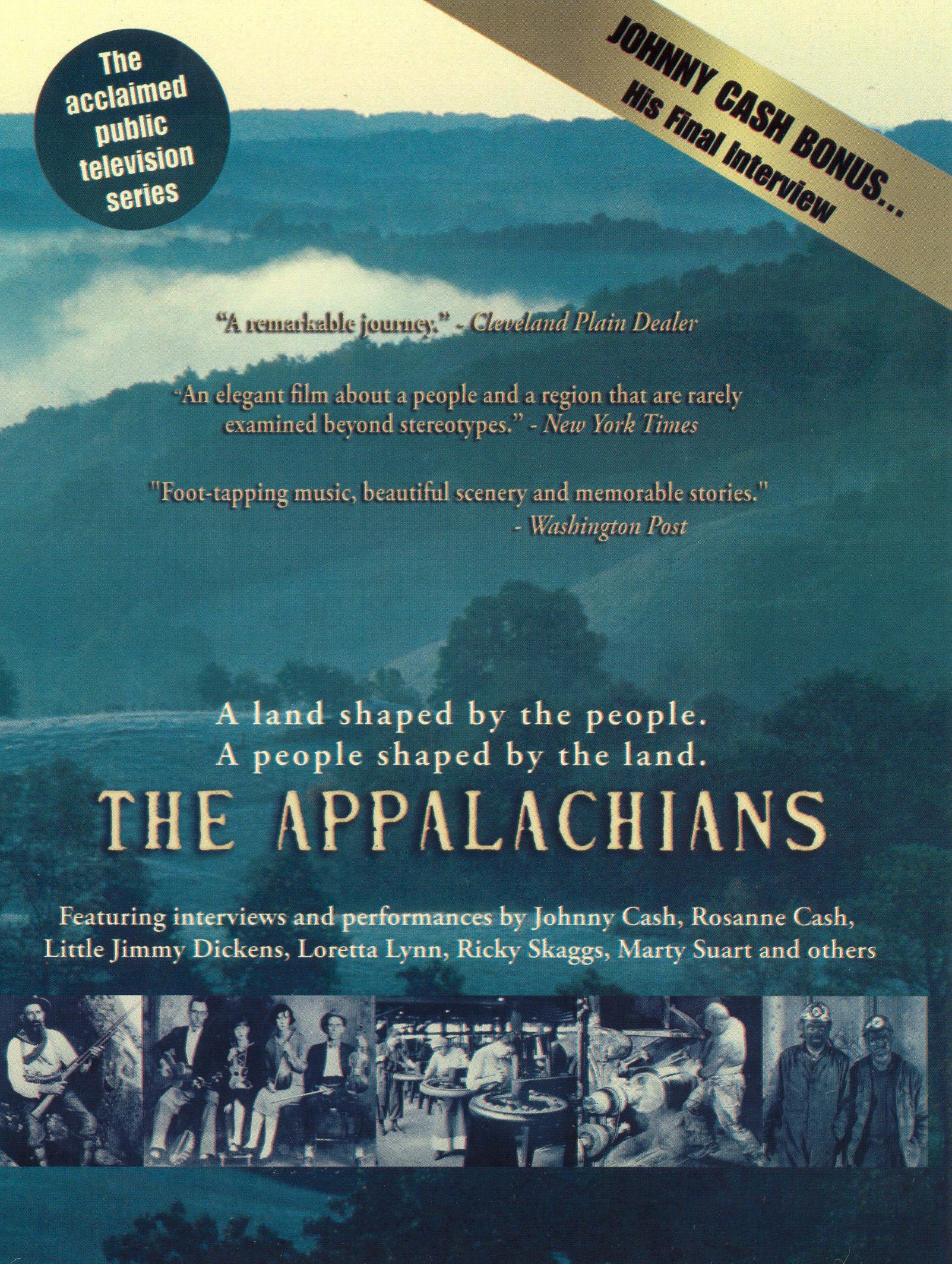 The Appalachians