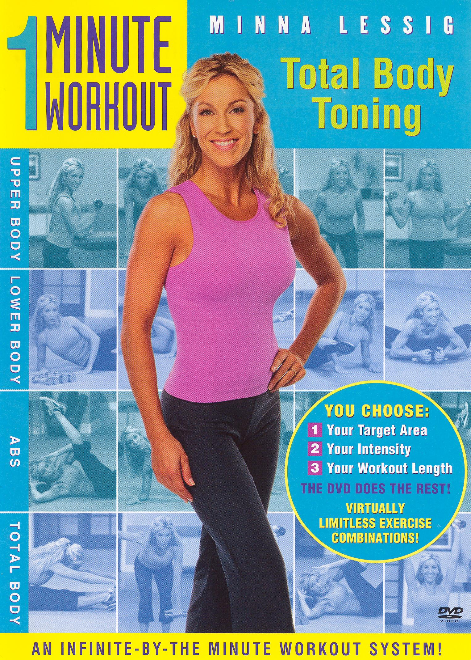 Minna Lessig: Total Body Toning - 1 Minute Workout