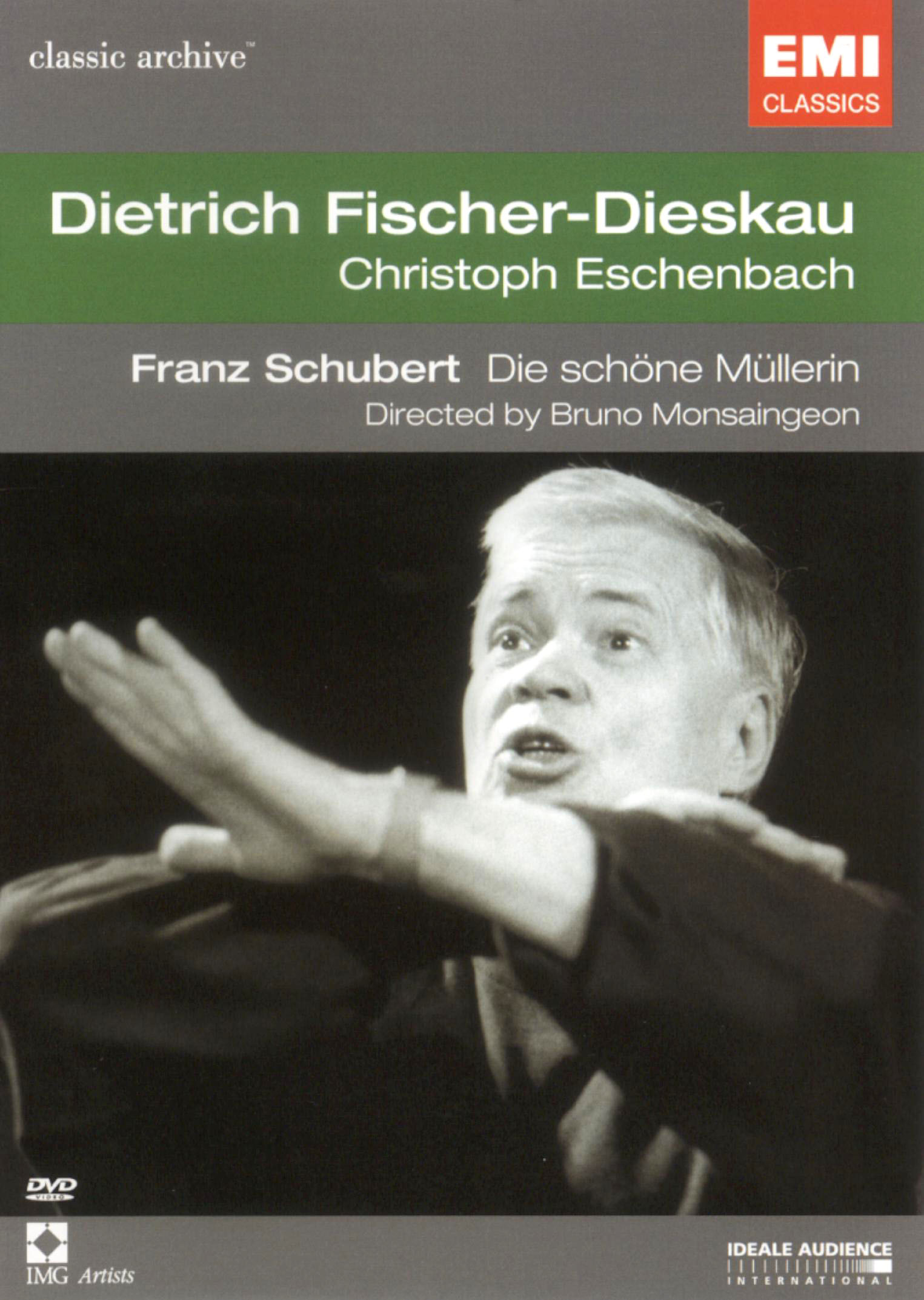 Dietrich Fischer-Dieskau - Christoph Eschenbach