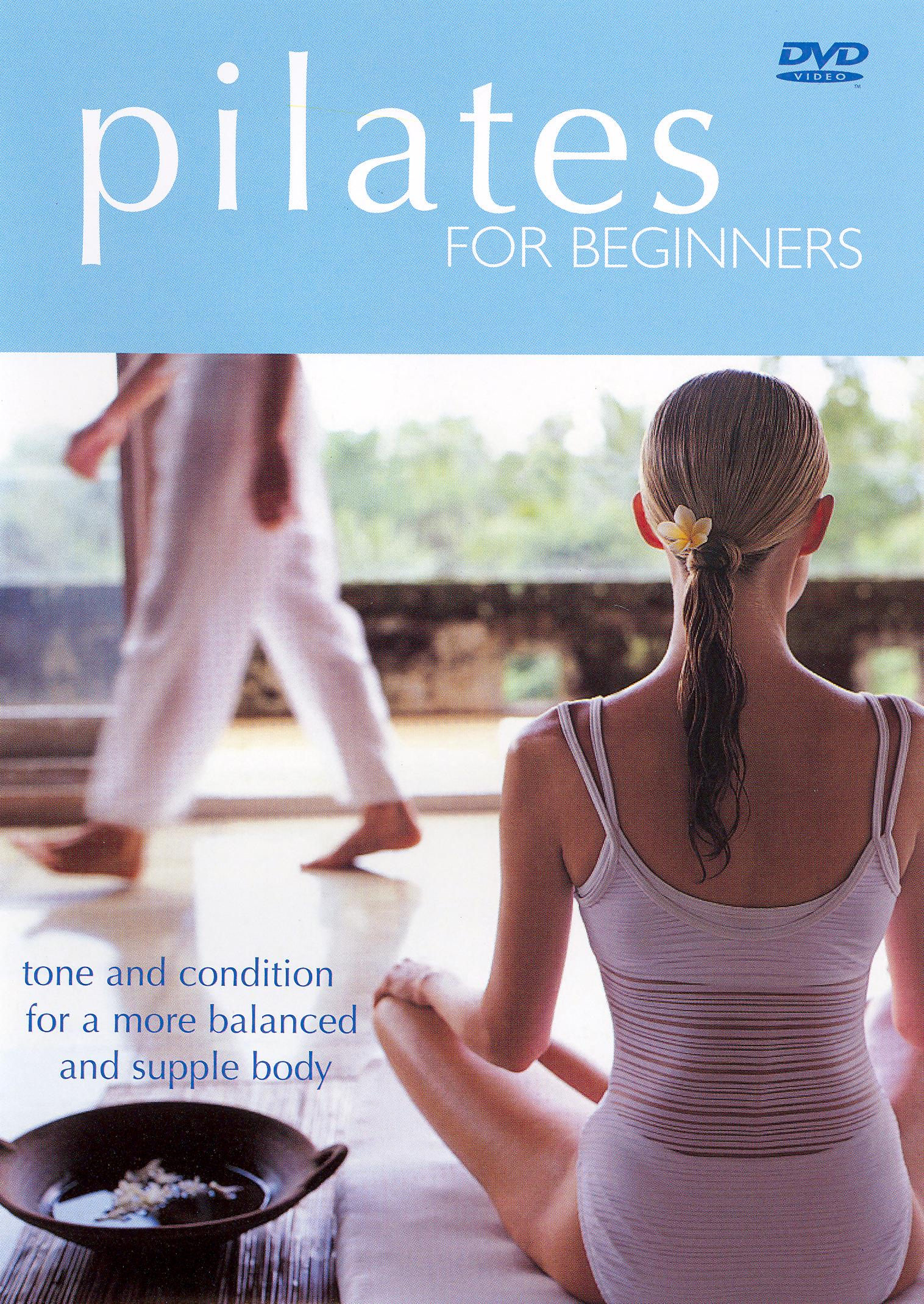 Lynne Robinson: Pilates for Beginners