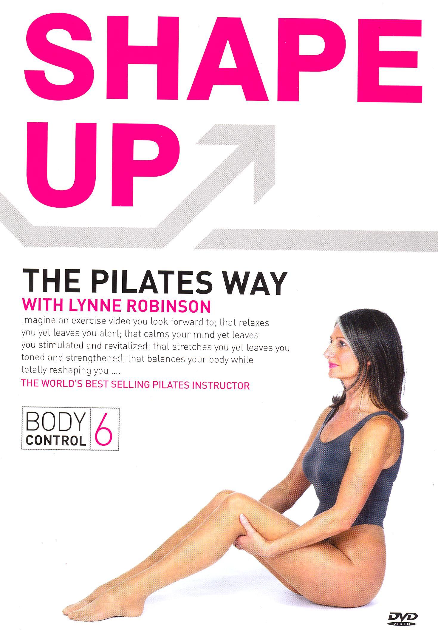 Lynne Robinson: Body Control 6 - Shape Up the Pilates Way