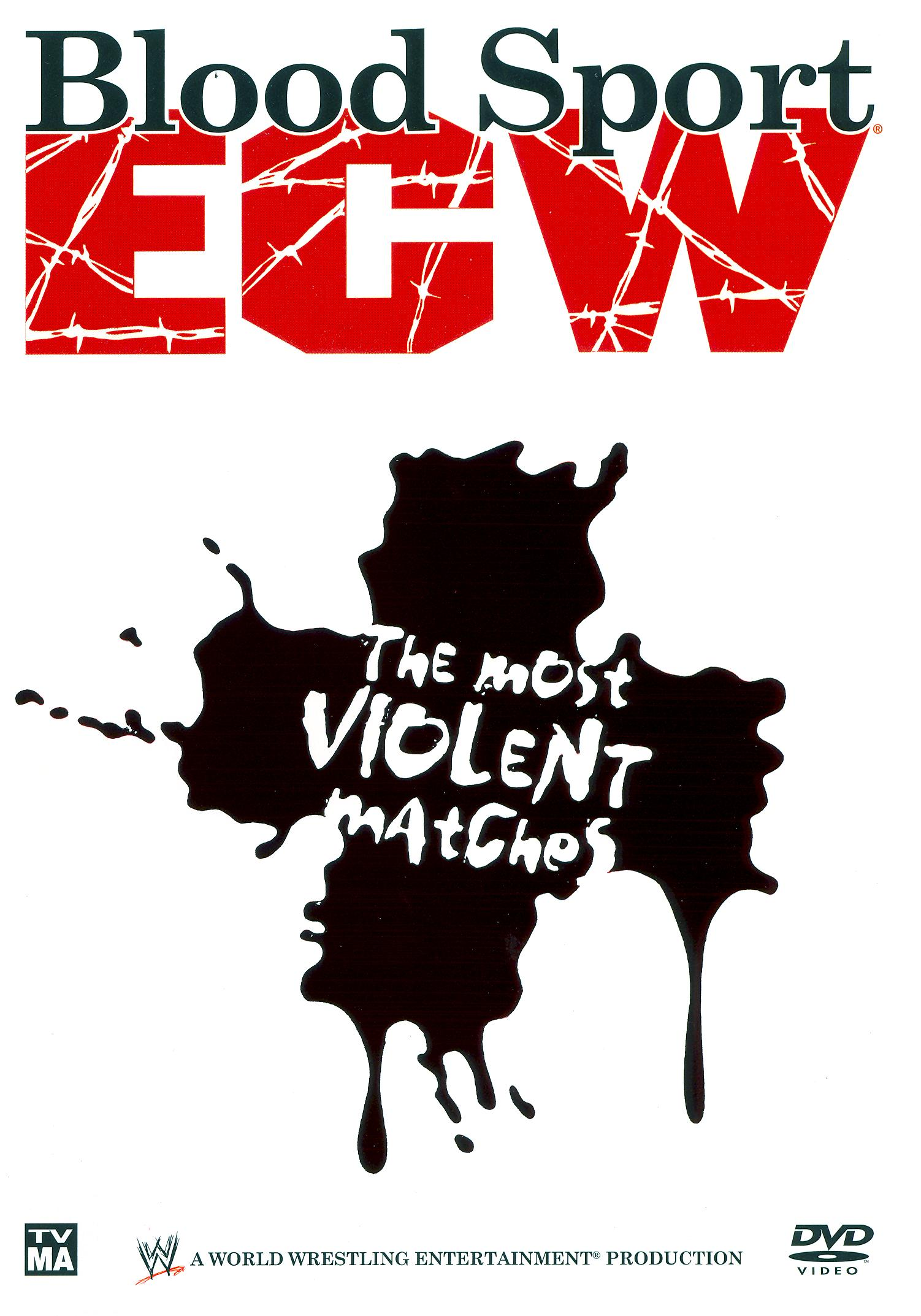 WWE: Blood Sport ECW - The Most Violent Matches