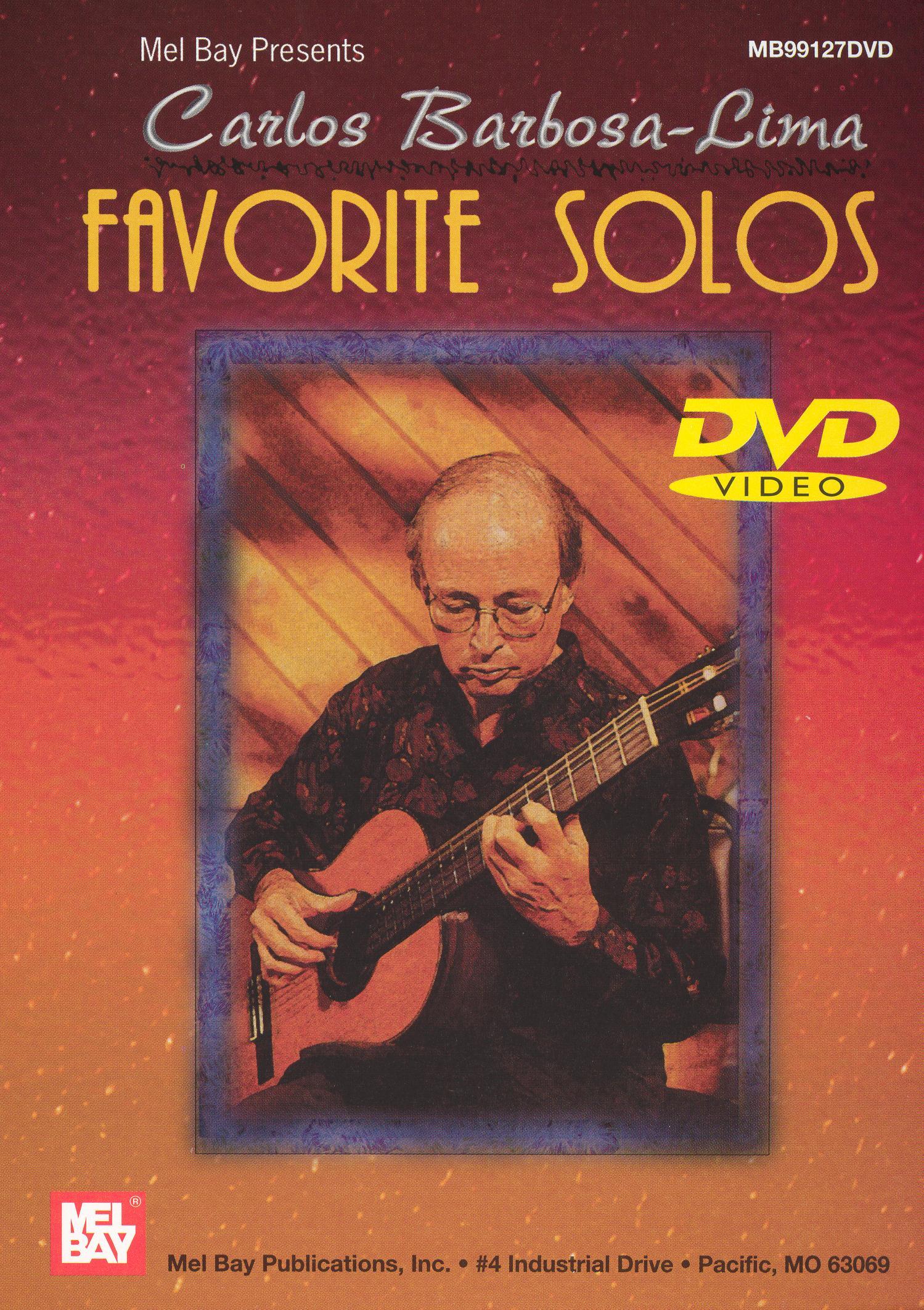 Carlos Barbosa-Lima: Favorite Solos