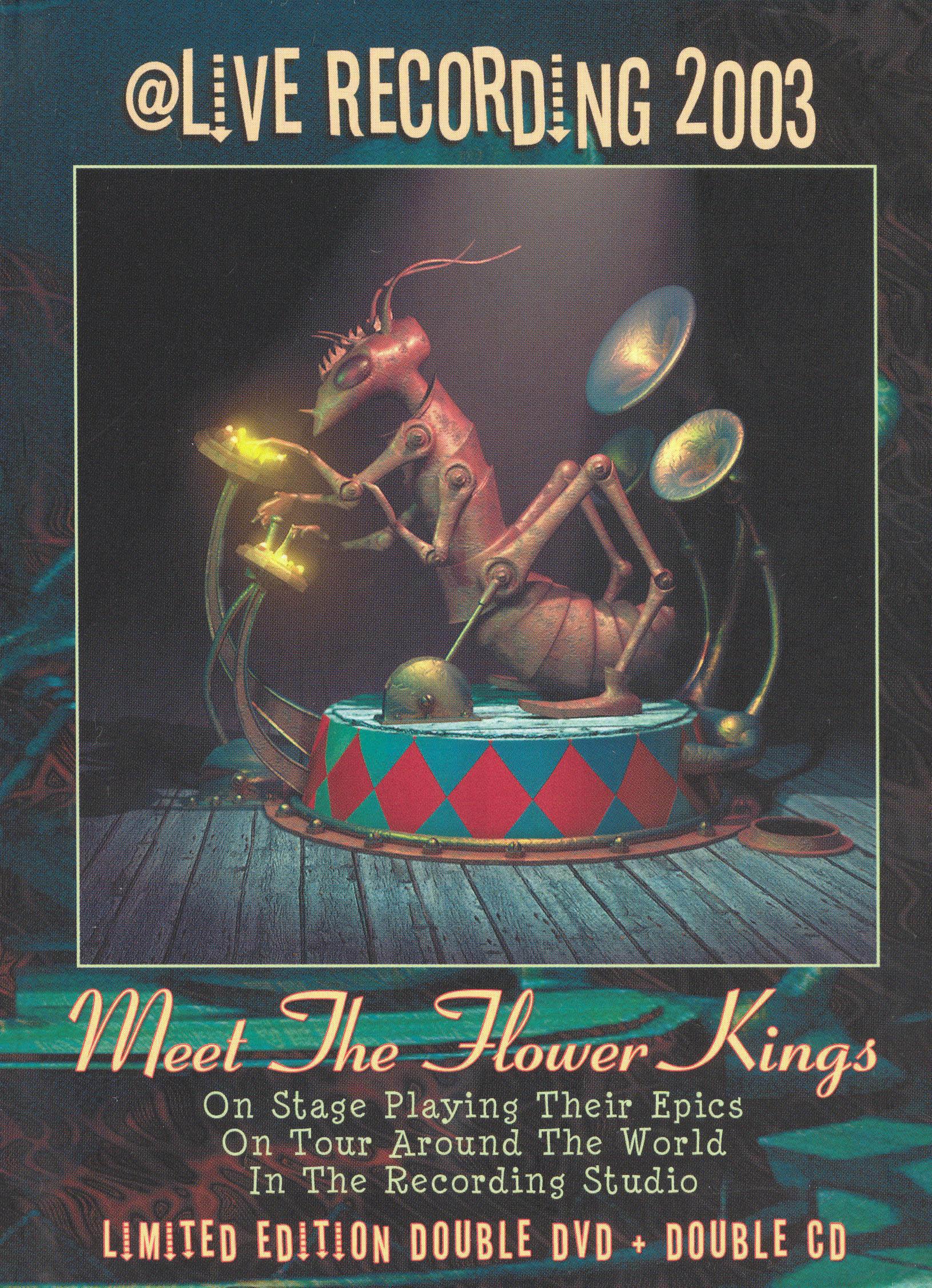The Flower Kings: Meet the Flower Kings