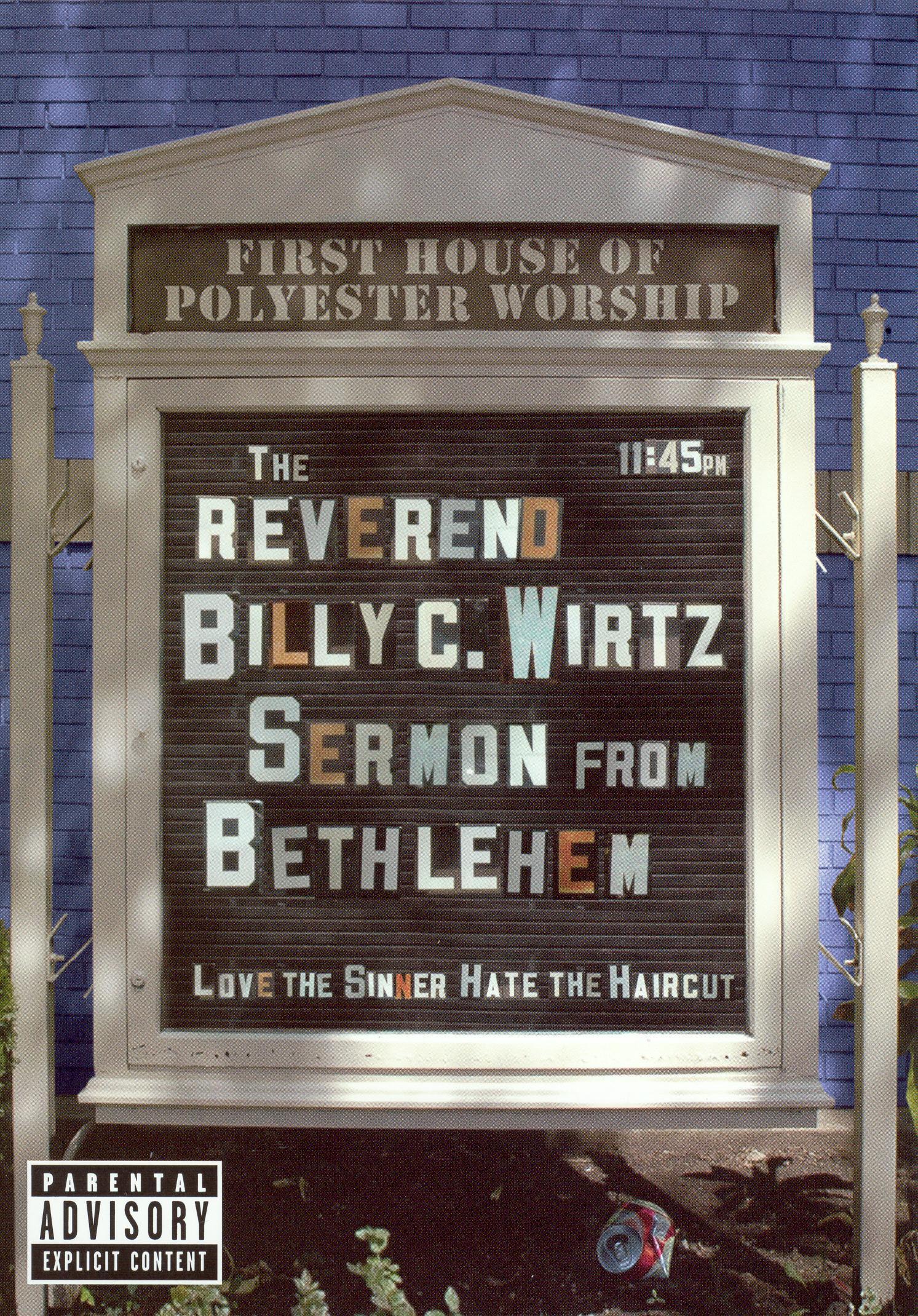 Rev. Billy C. Writz: Sermon From Bethlehem